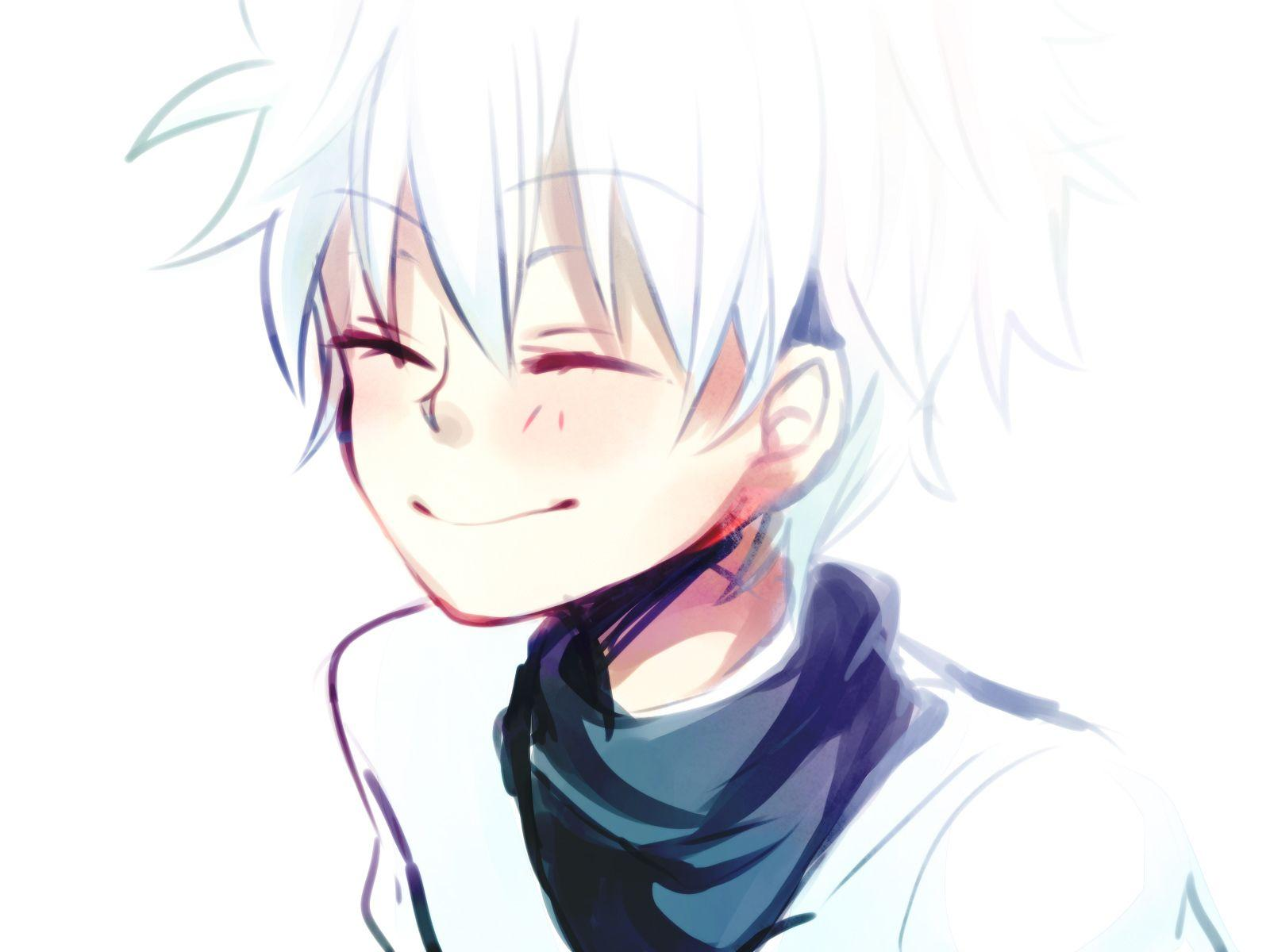 Killua Wallpapers - Wallpaper Cave