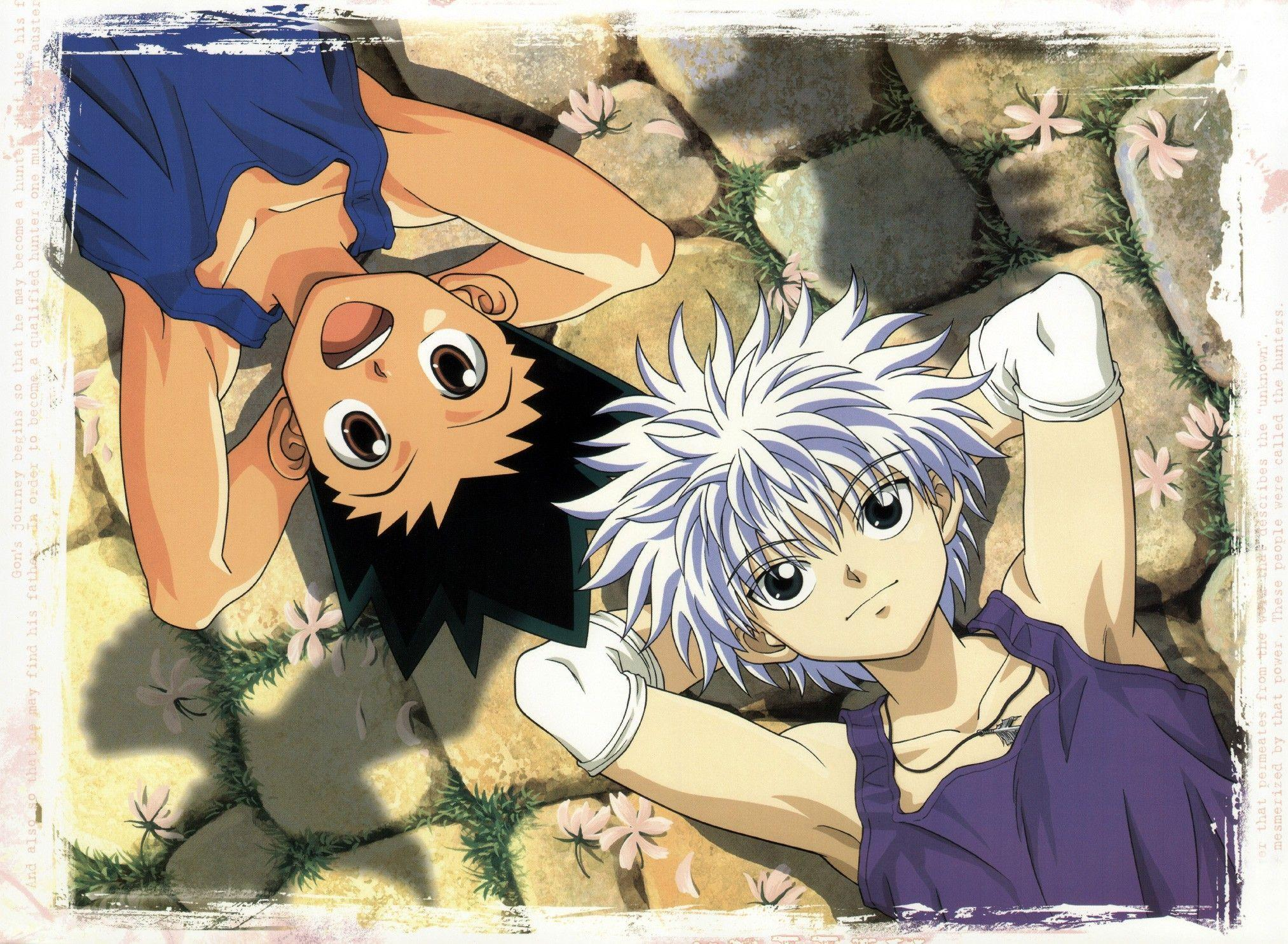 100 Hunter X Hunter HD Wallpapers | Backgrounds - Wallpaper Abyss
