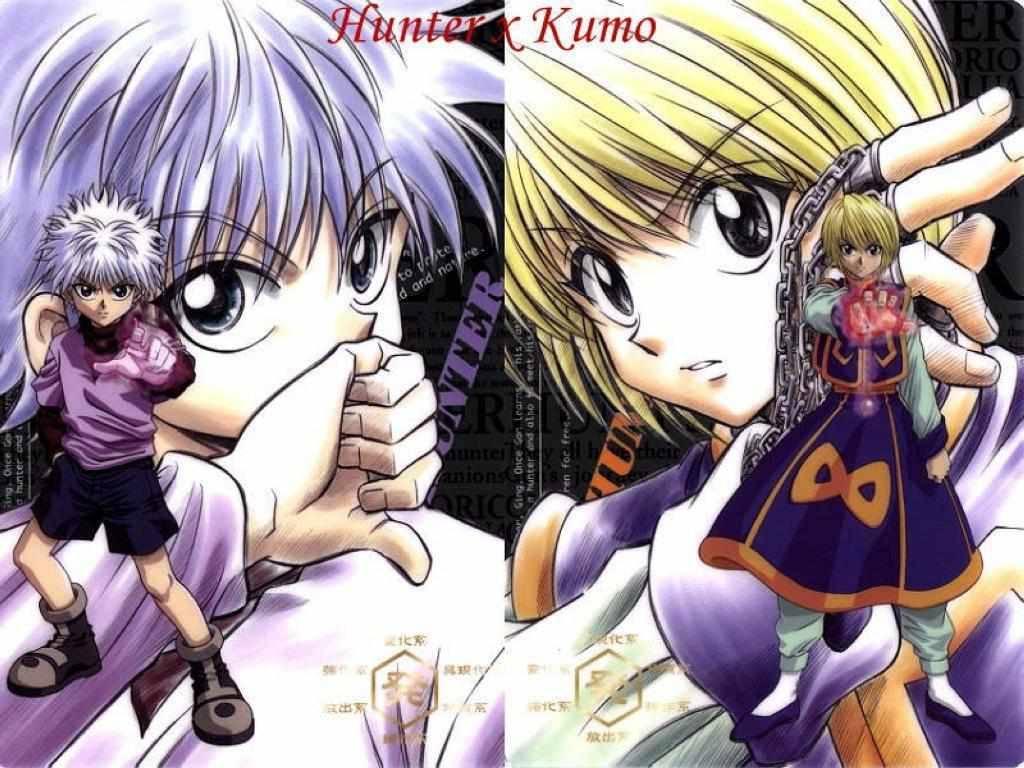 Kurapika and Killua! Hunter x Hunter | Anime | Pinterest |Kurapika And Killua