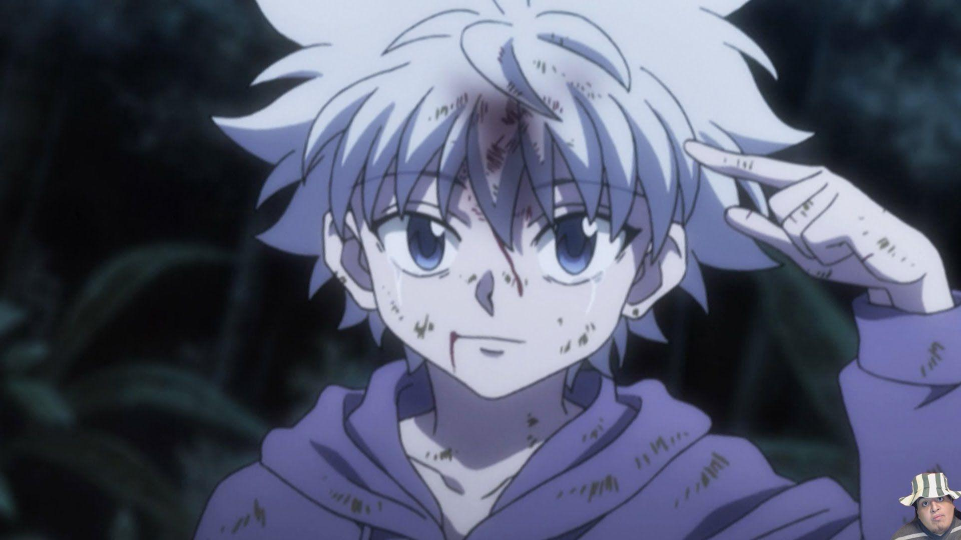 Killua Wallpapers Wallpaper Cave