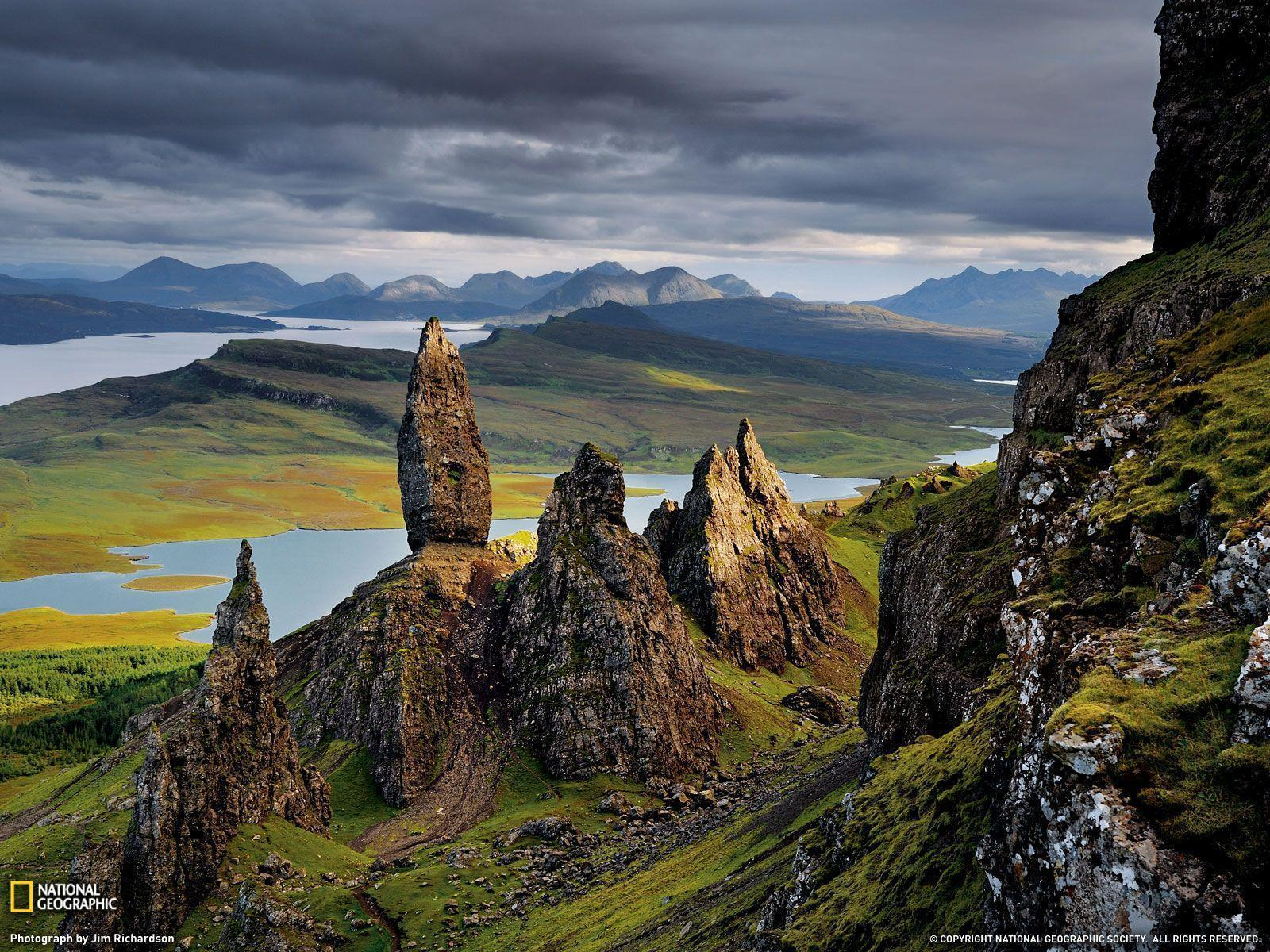Scotland Wallpapers for Desktop - WallpaperSafari