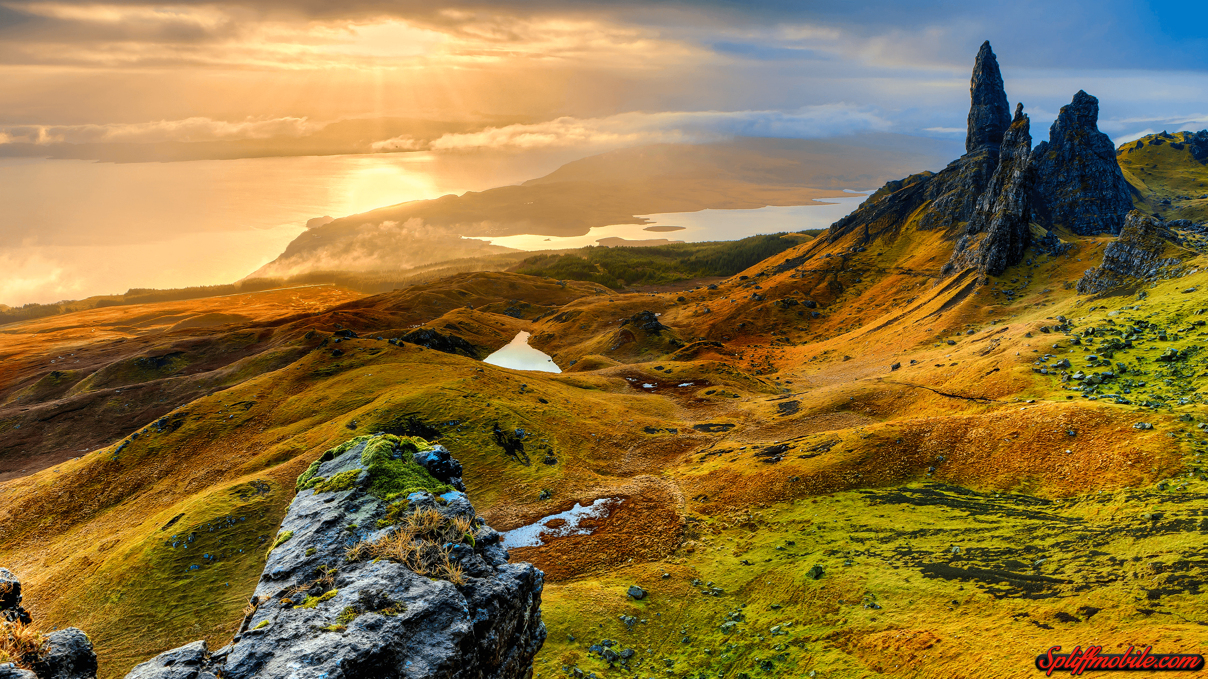 HD Isle of Skye Scotland Wallpaper