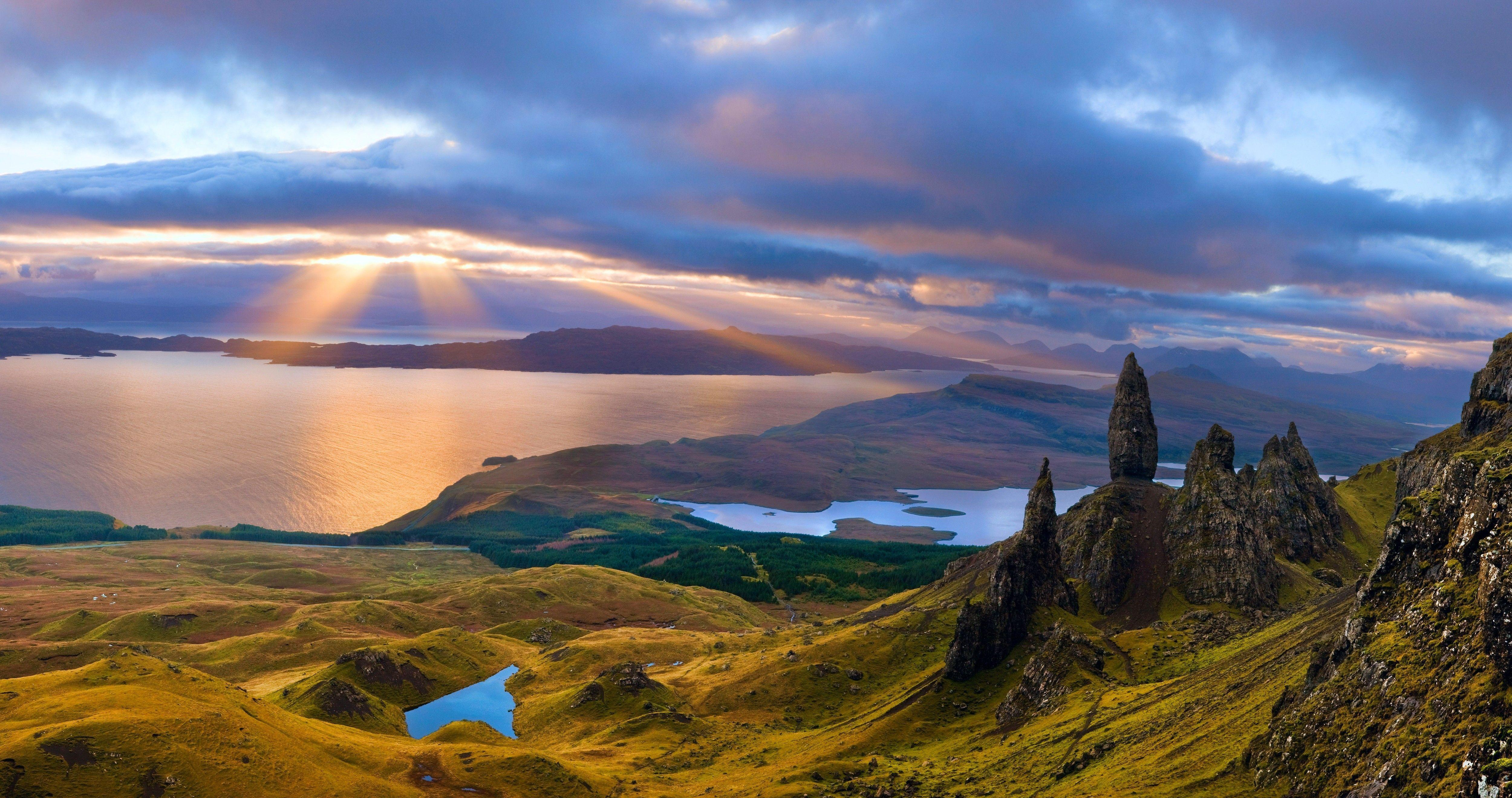 61 Scotland HD Wallpapers | Backgrounds - Wallpaper Abyss