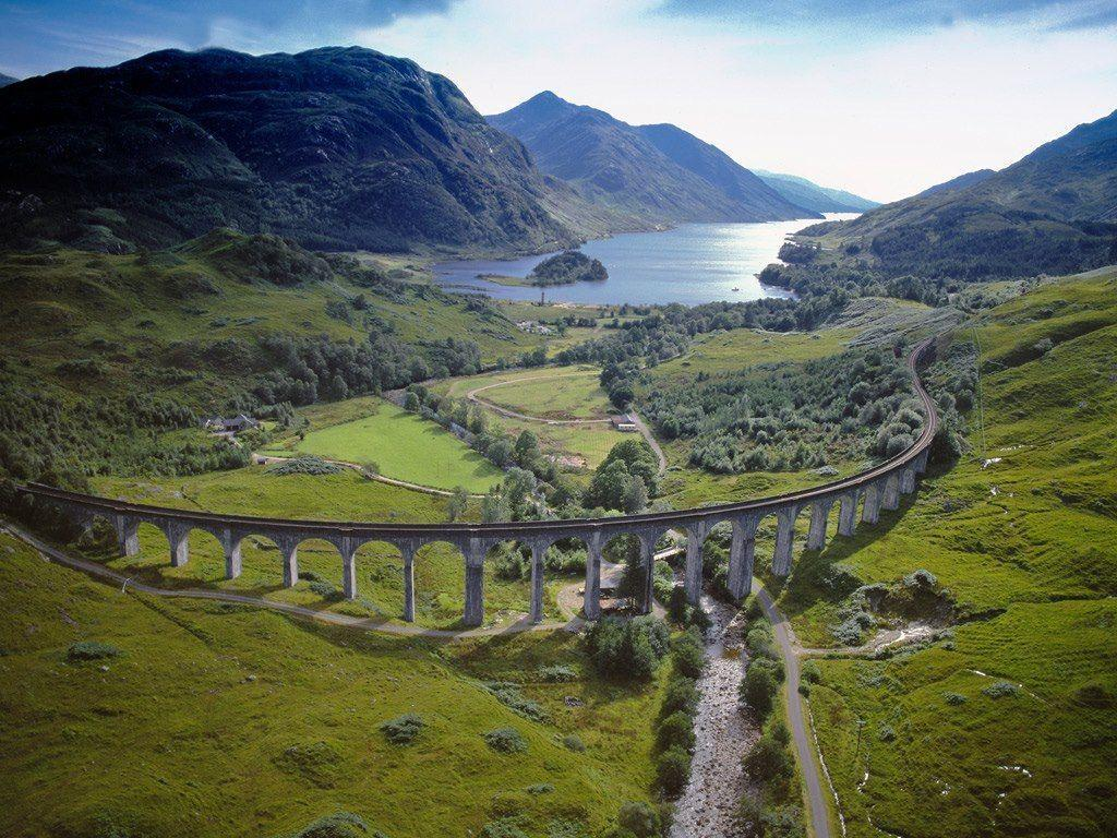 Beautiful Scotland wallpaper | 1024x768 | #26896