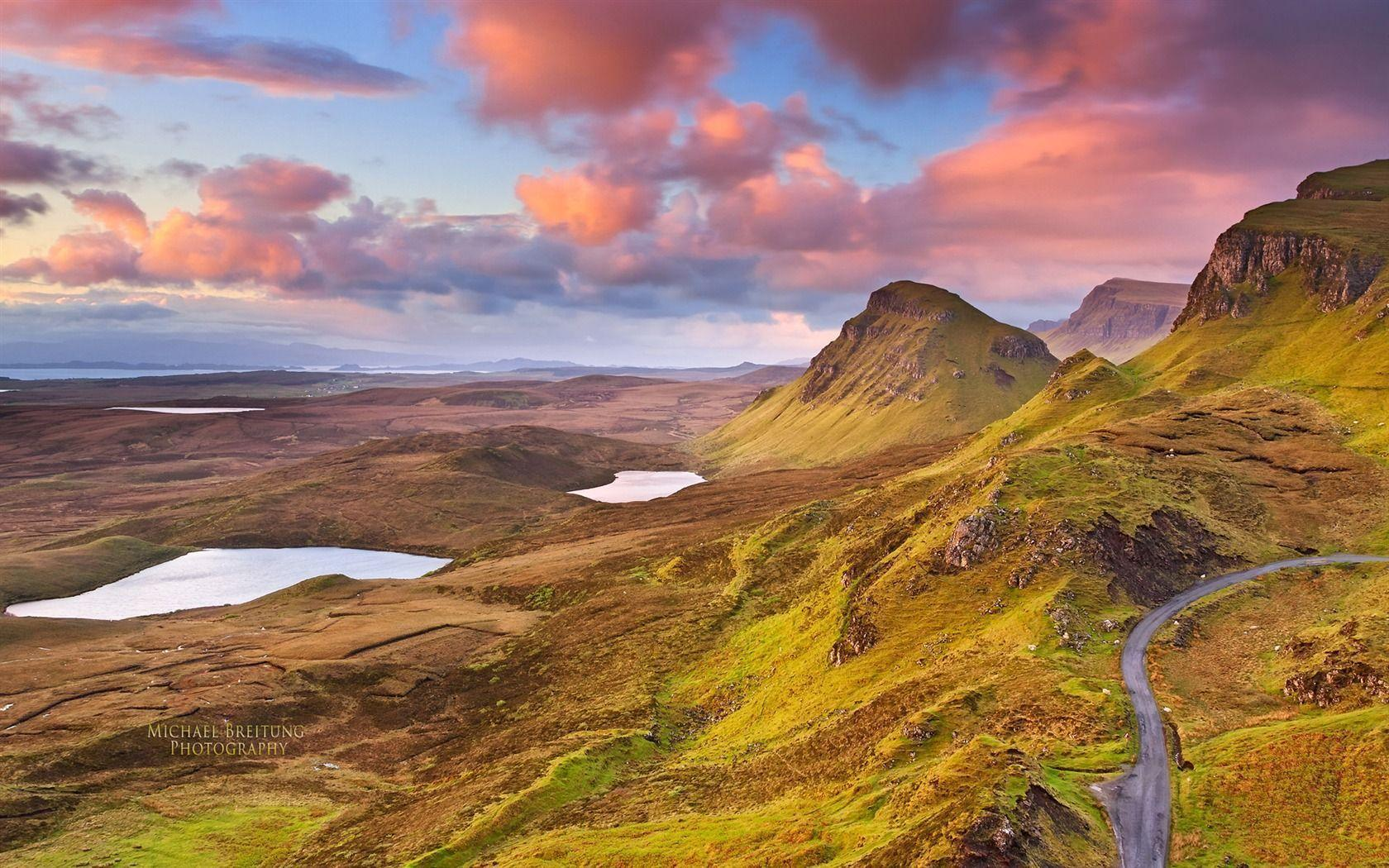 Skye Island, Scotland wallpaper – wallpaper free download