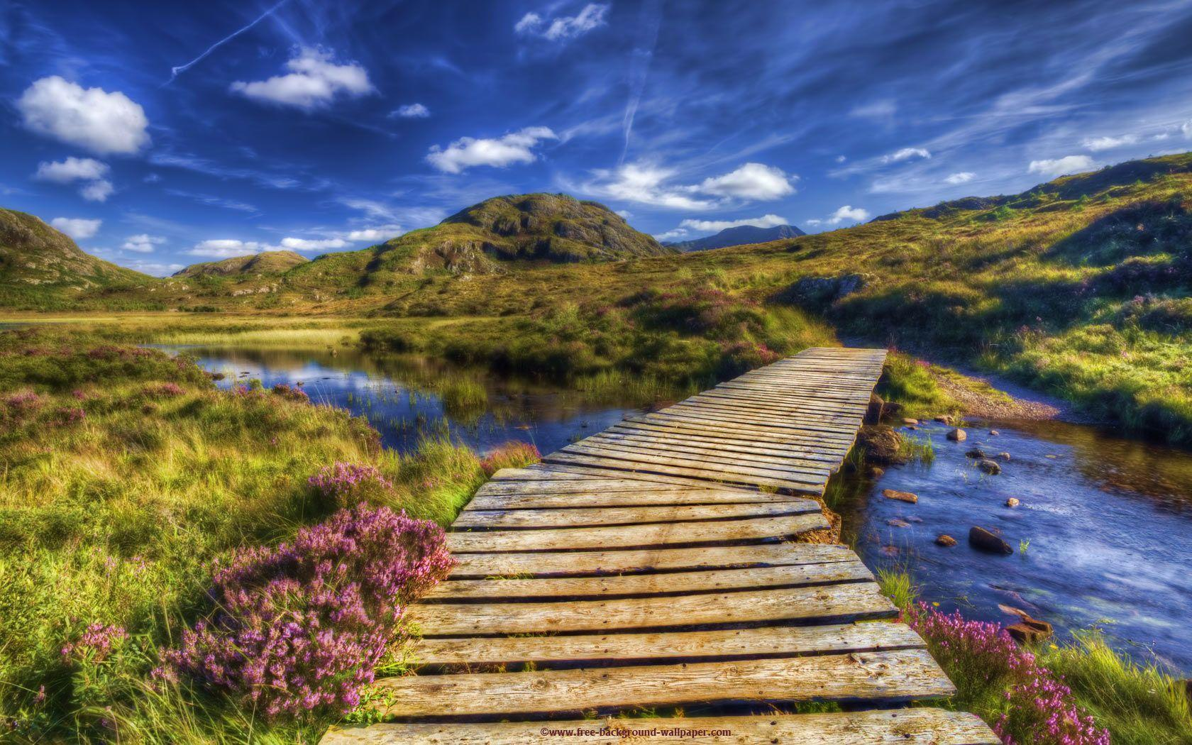 Scotland Wallpaper Scottish Highlands - WallpaperSafari
