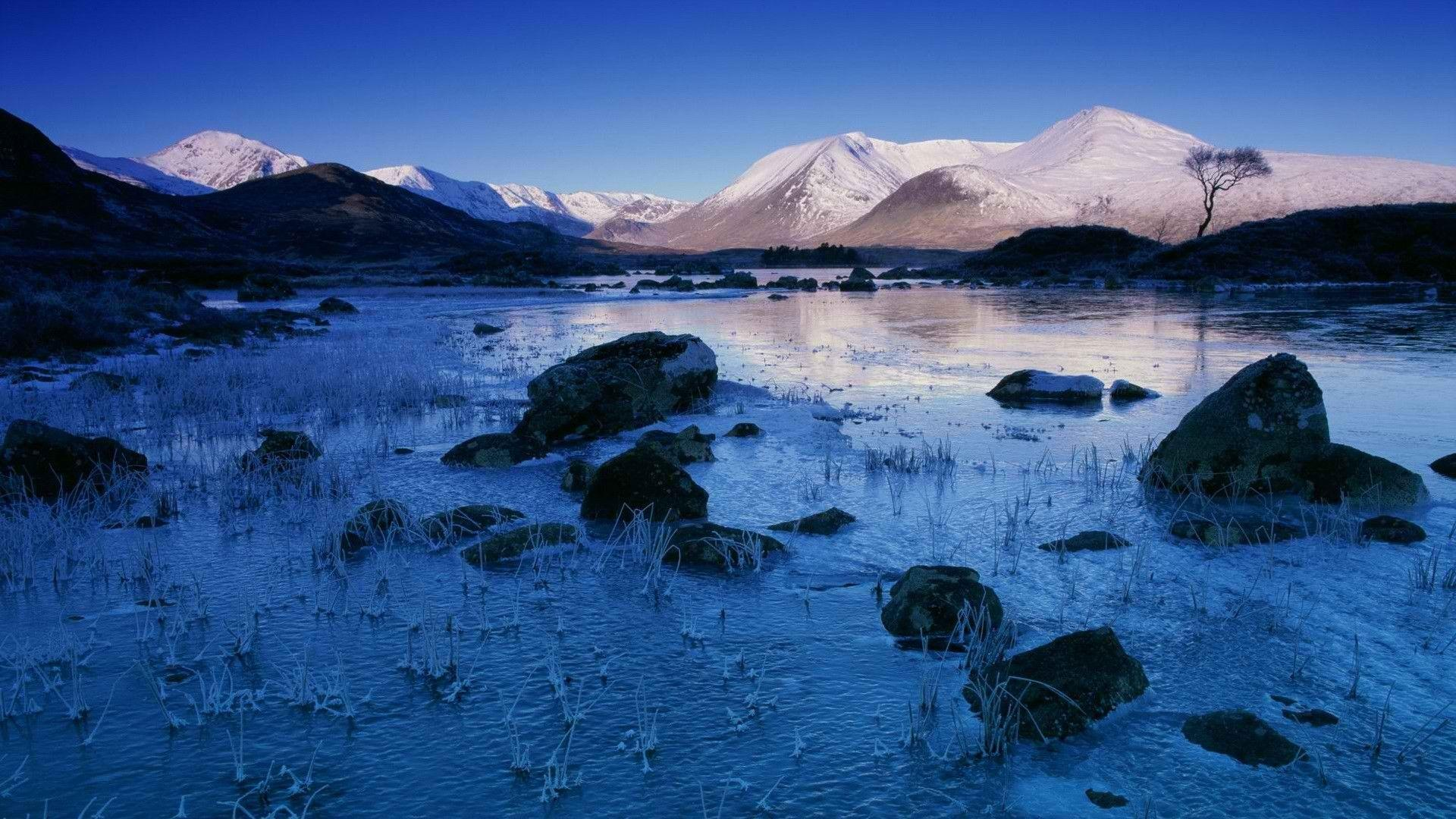Scottish Landscape Wallpapers