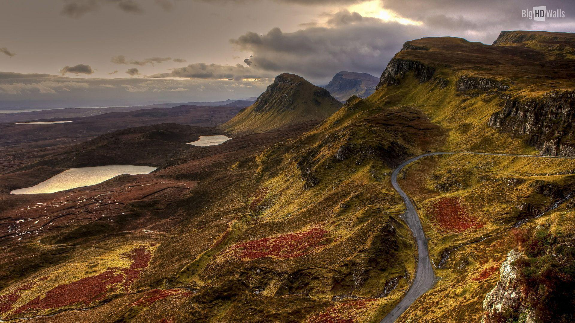 10 awesome Landscape Pictures from Scotland | BigHDWalls
