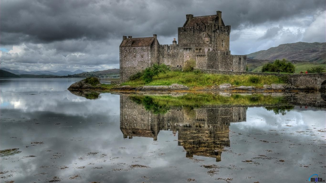 Computer Wallpapers Scottish Castles