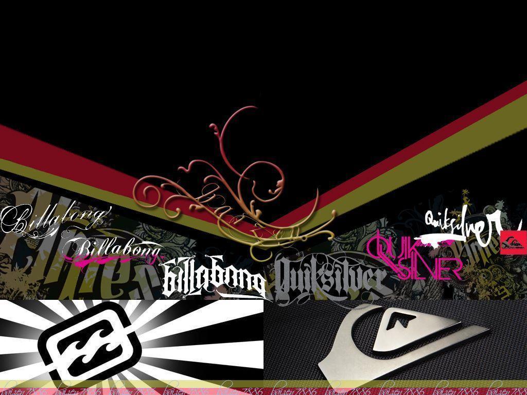 Quiksilver Roxy Logo - wallpaper.