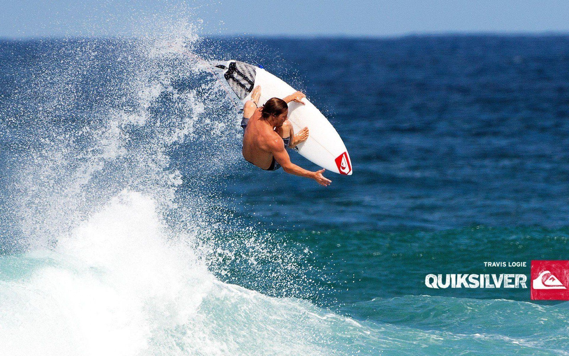 Surfing Quiksilver Wallpapers