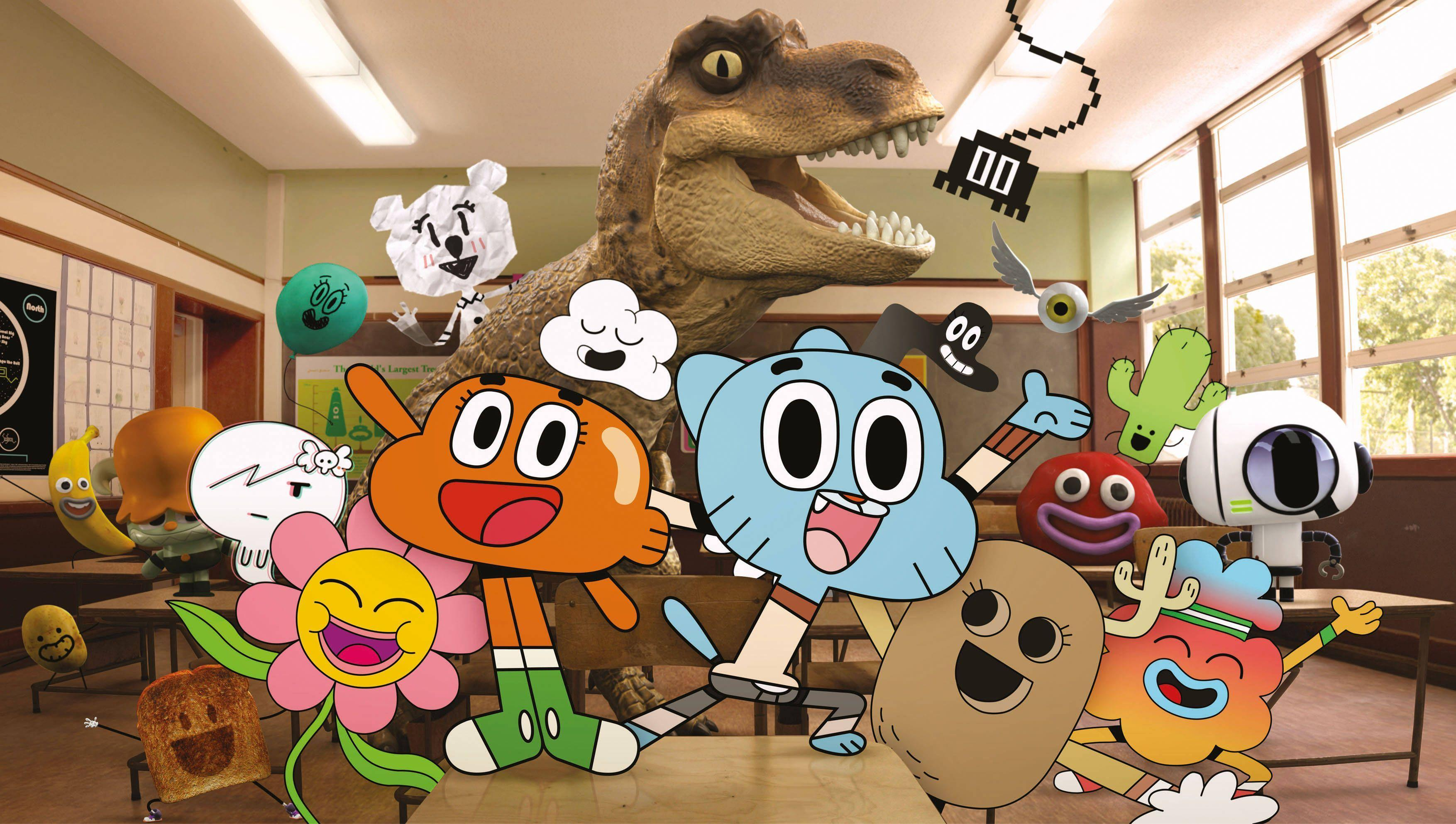 1000+ image about the amazing world of gumball