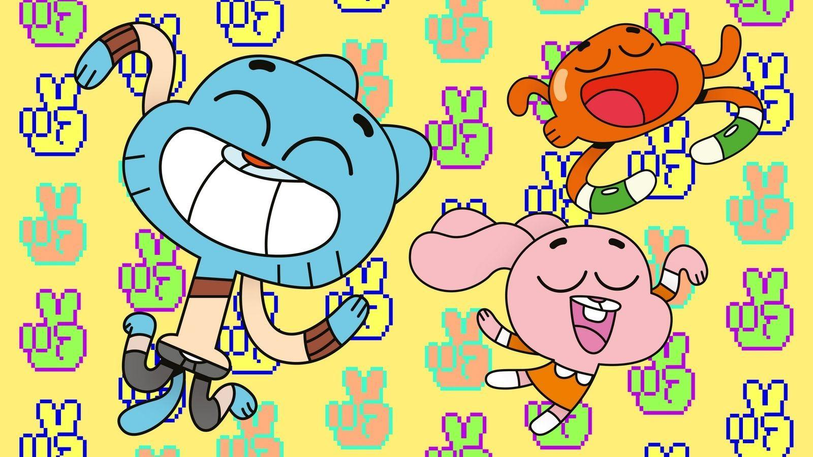 2 The Amazing World Of Gumball HD Wallpapers
