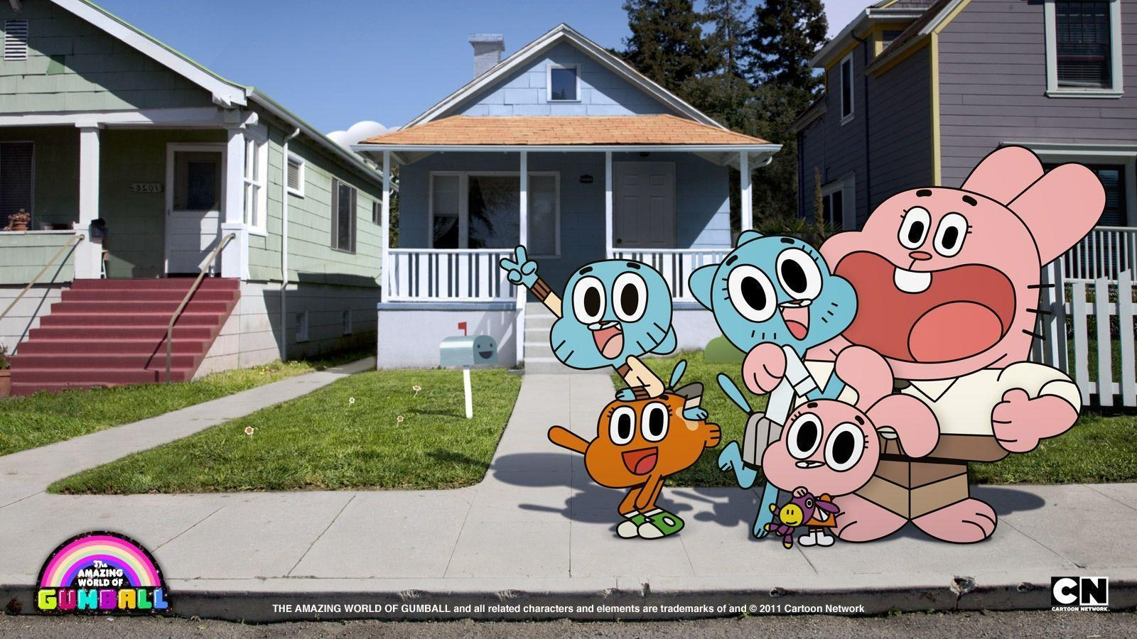The Amazing World of Gumball HD Wallpapers