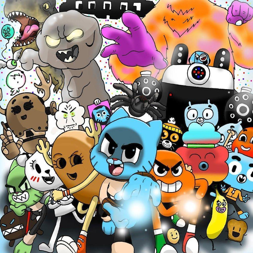 The Amazing World Of Gumball Download