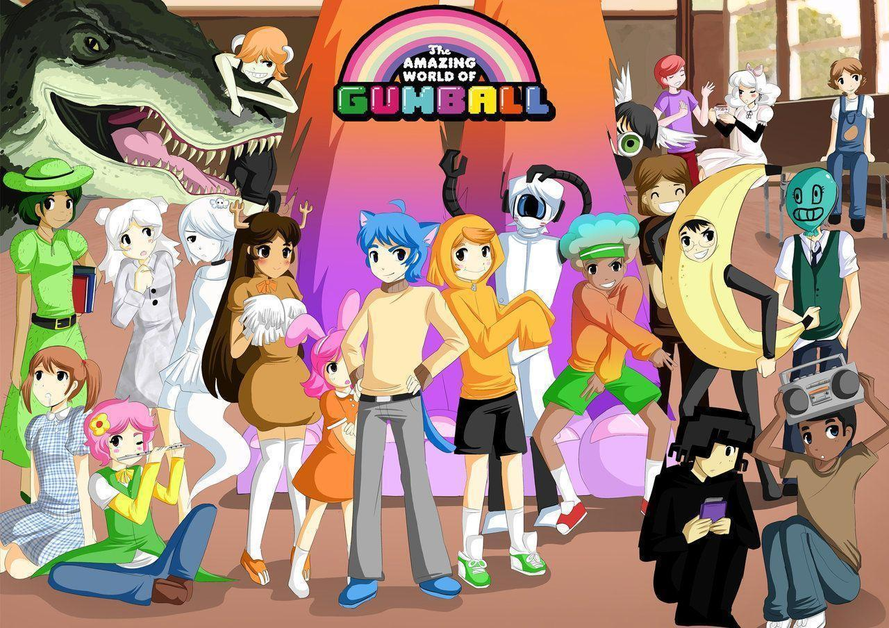 1000+ image about The Amazing World Of Gumball!