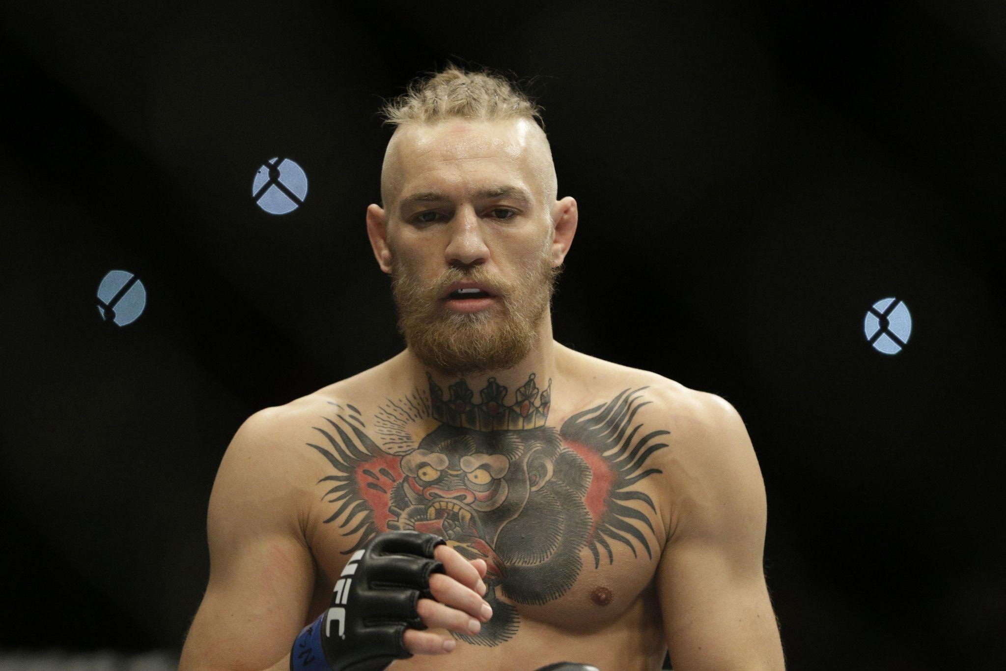 Conor McGregor Live Wallpapers