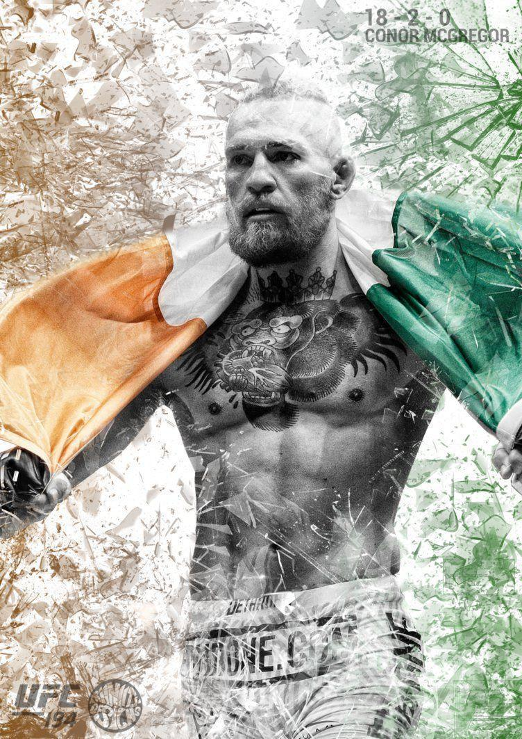 Conor McGregor Poster Design by MrTriiniity on DeviantArt