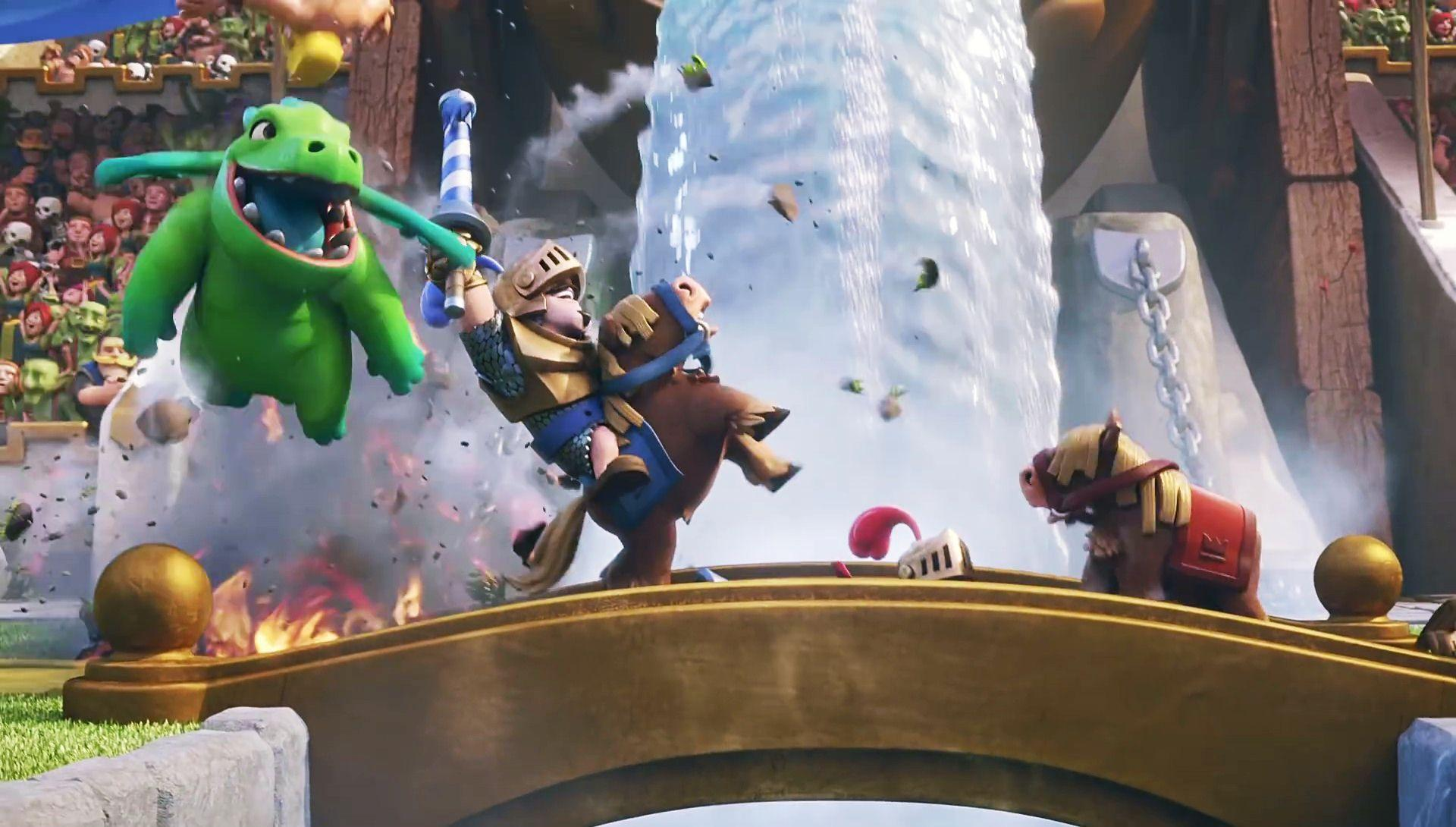 Clash Royale Wallpapers HD Backgrounds, Images, Pics, Photos Free ...