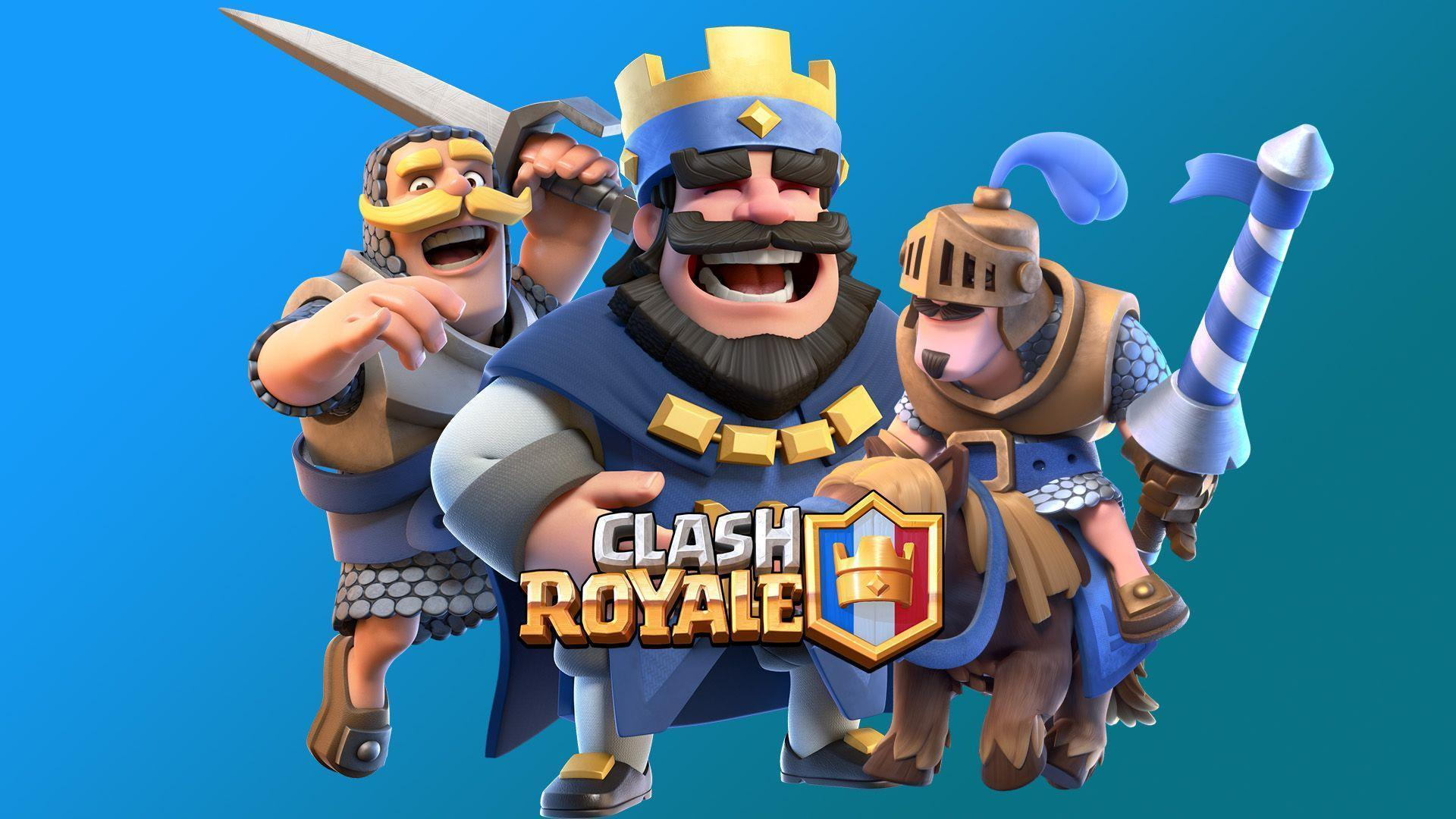 Clash Royal Wallpapers