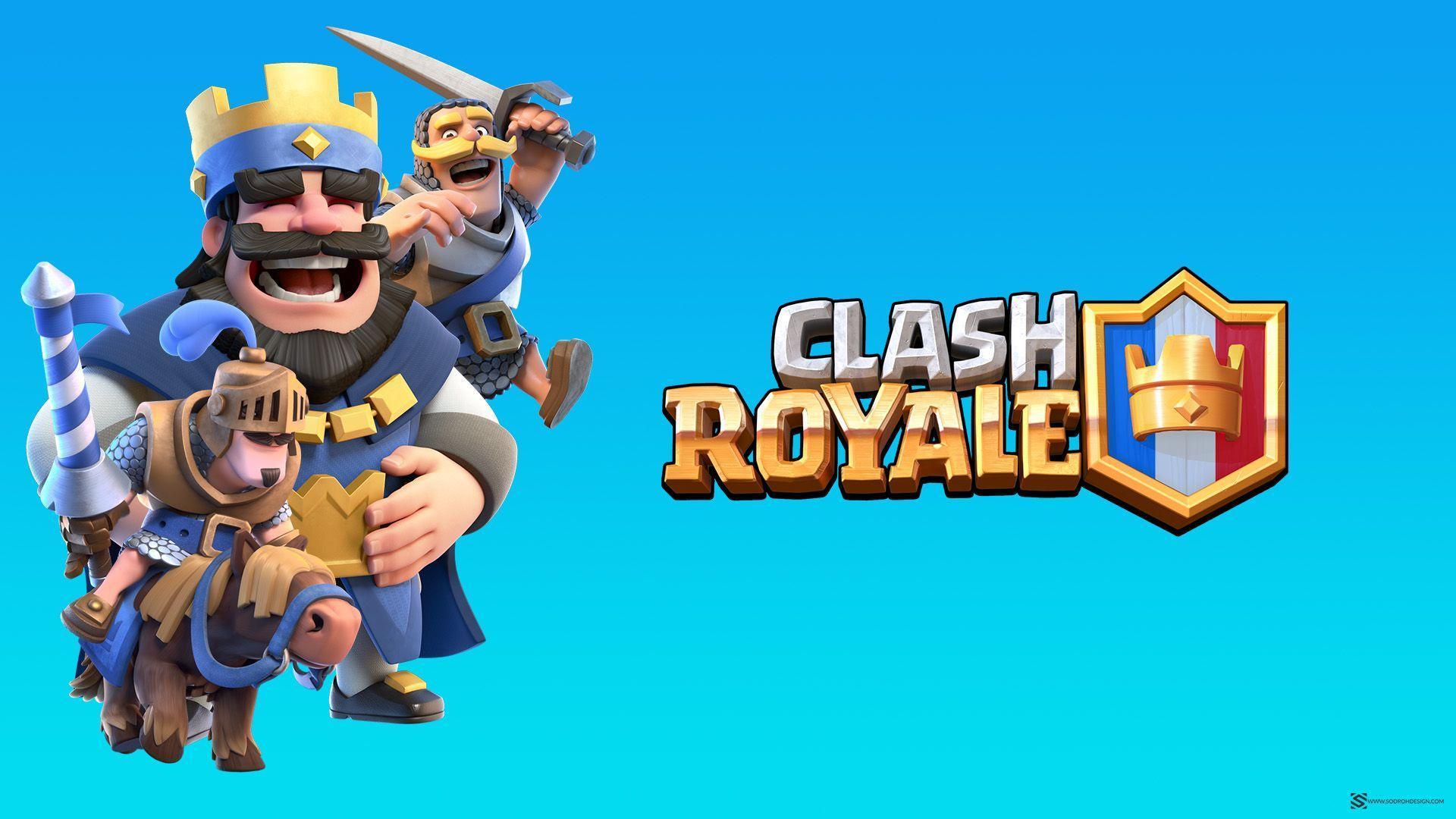 Clash Royal Wallpaper - WallpaperSafari