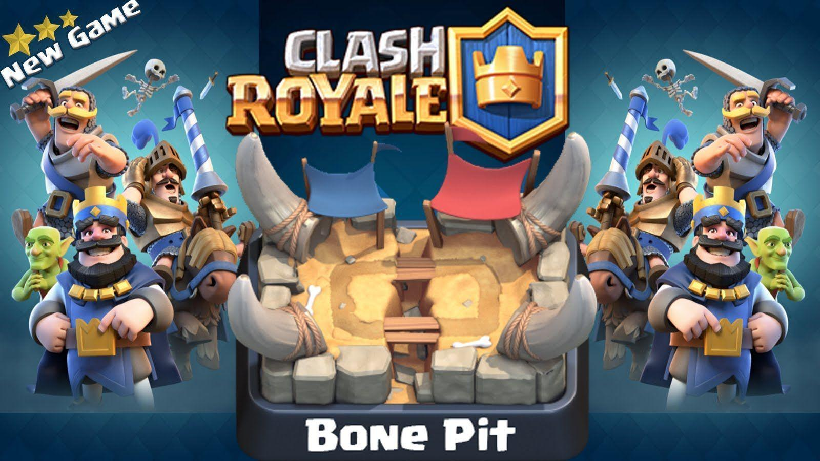 Clash Royale - Introduction and GamePlay - YouTube