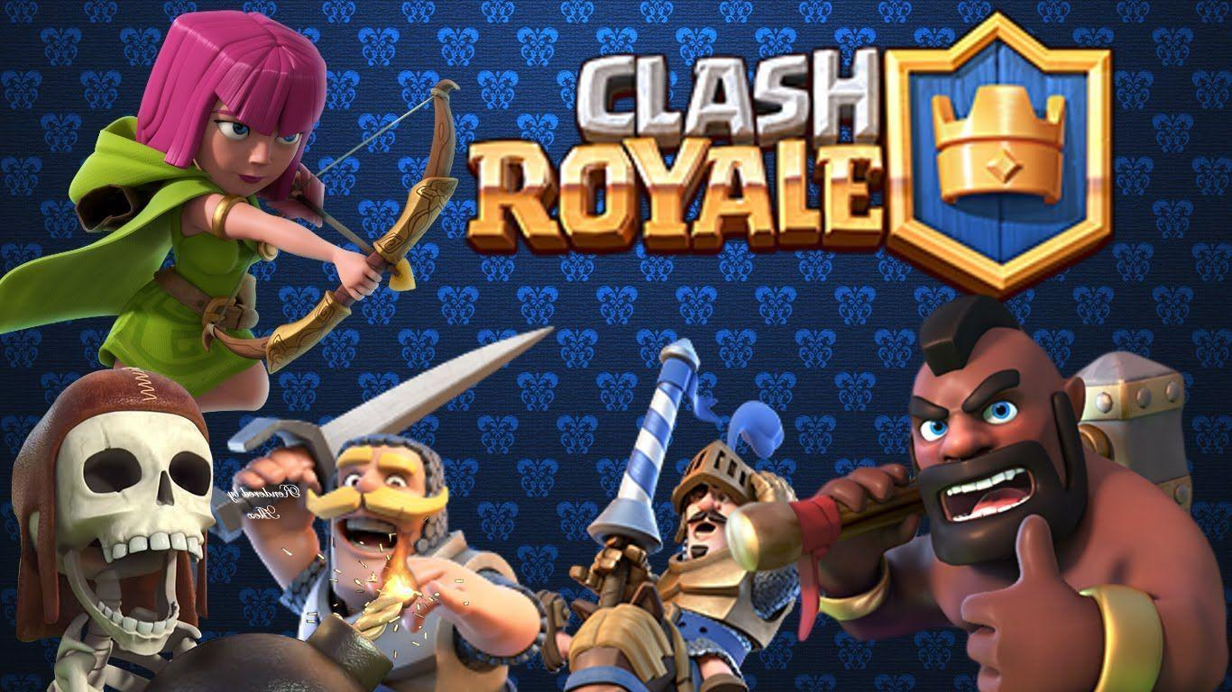 Clash Royale Worldwide Release Date Talks & All Clash Royale ...
