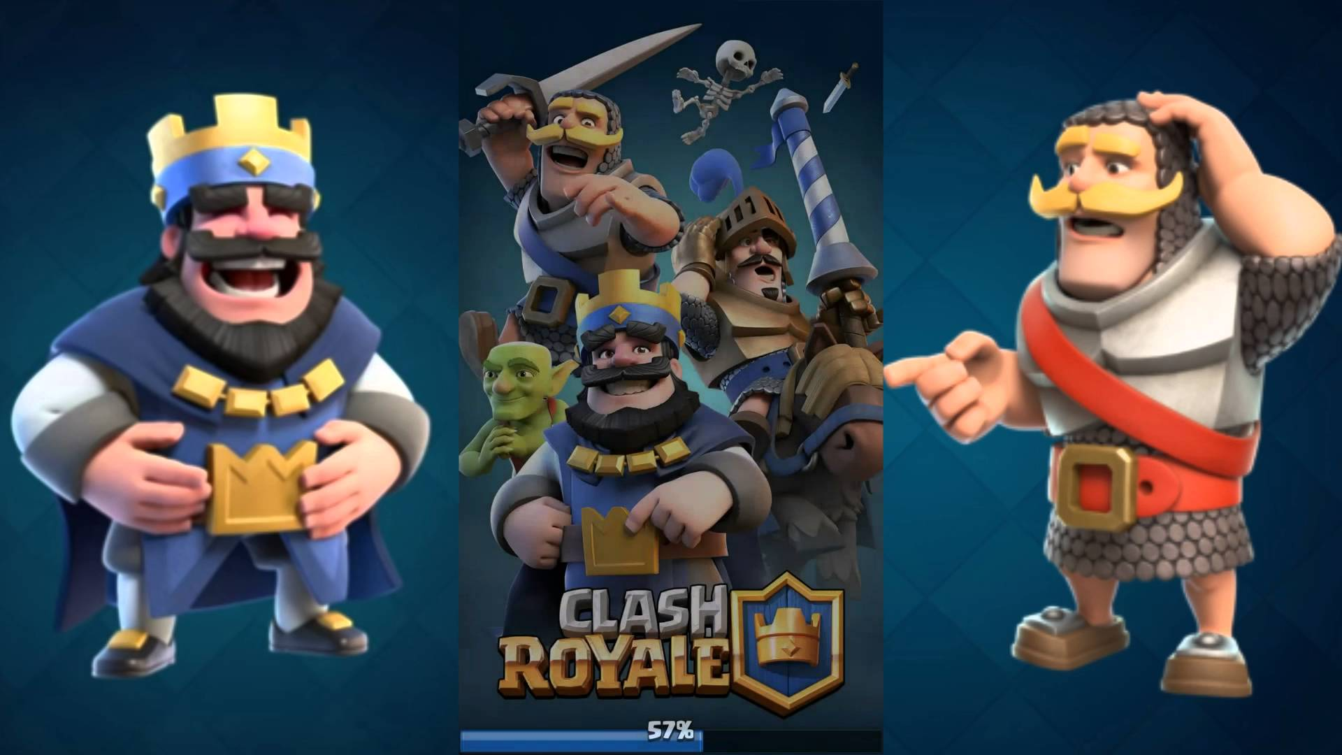 Clash Royale Android iPhone Games Wallpaper HD | Wallpaper Tycoon ...