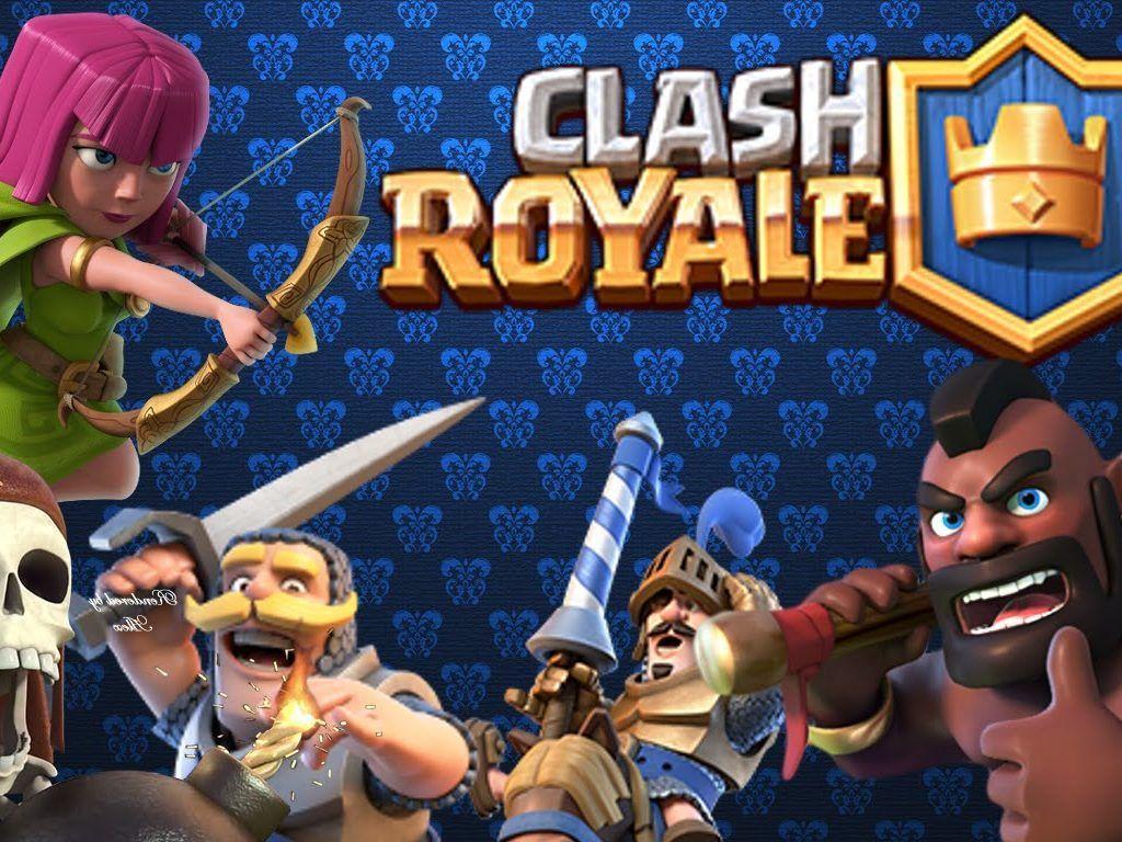 Clash Royale Wallpaper New | HD Wallpaper