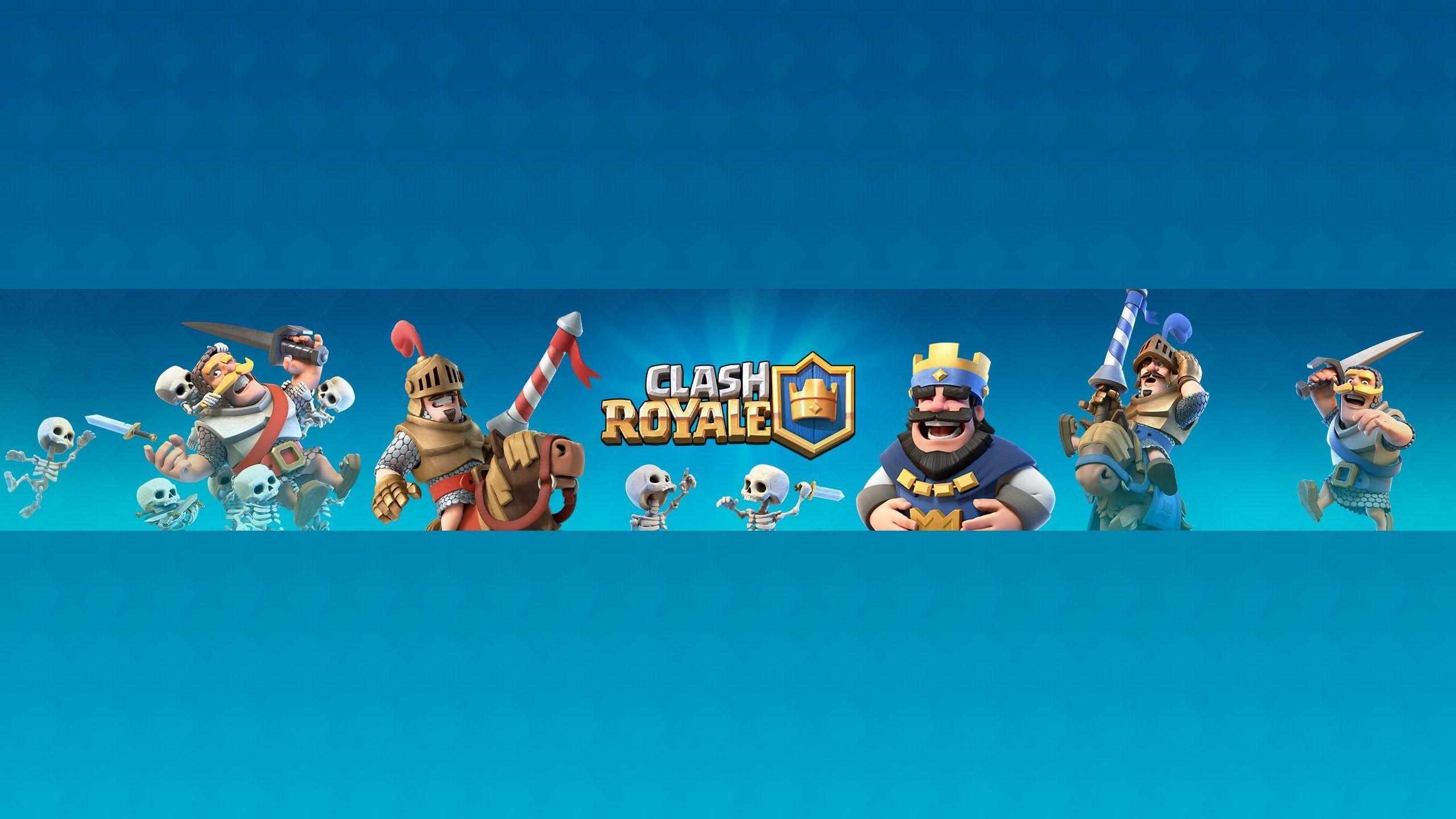 Clash Royale Wallpaper UHD | Wallpaper Zone
