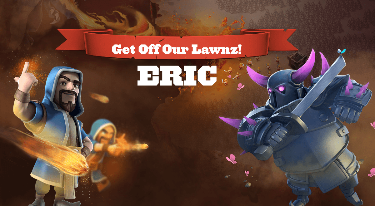 Clash of Clans wallpapers, SIG's and more. [YB] - Page 23