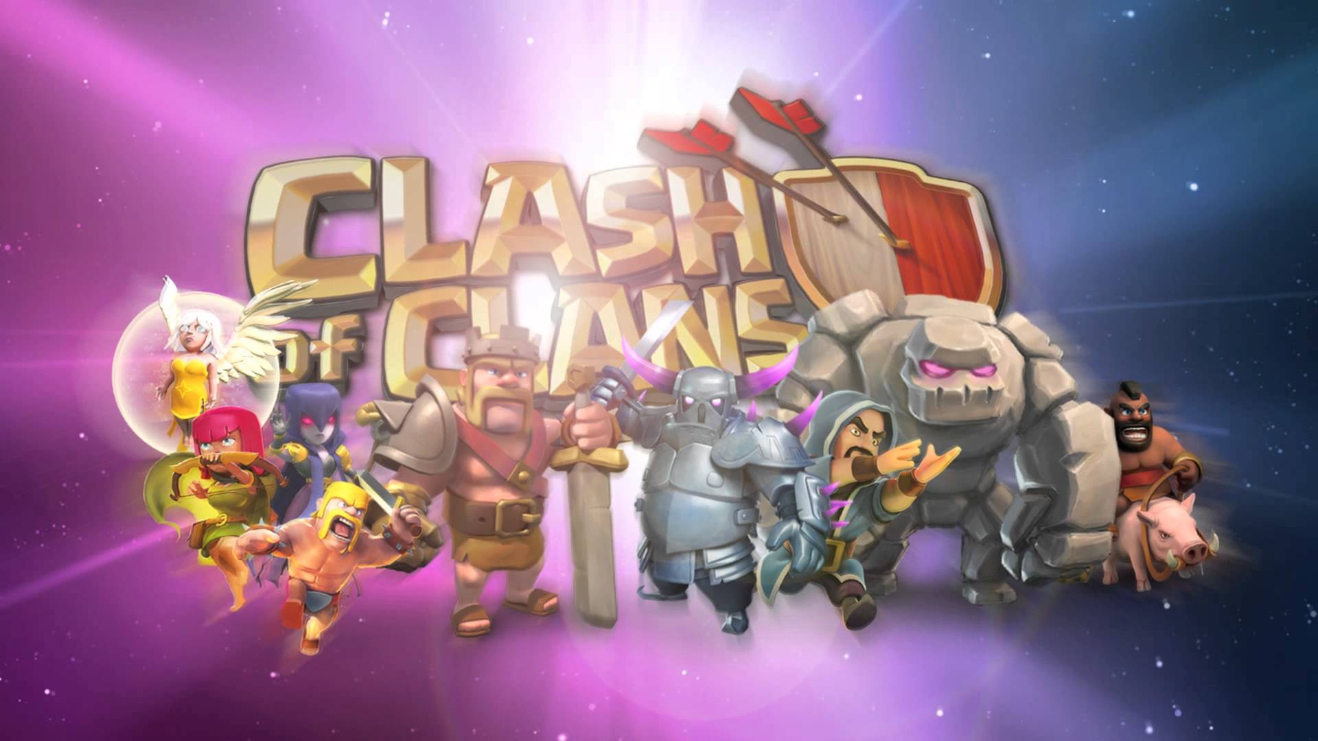 Clash of Clans :: HD Art, Wallpaper, Background, Channel Art ...