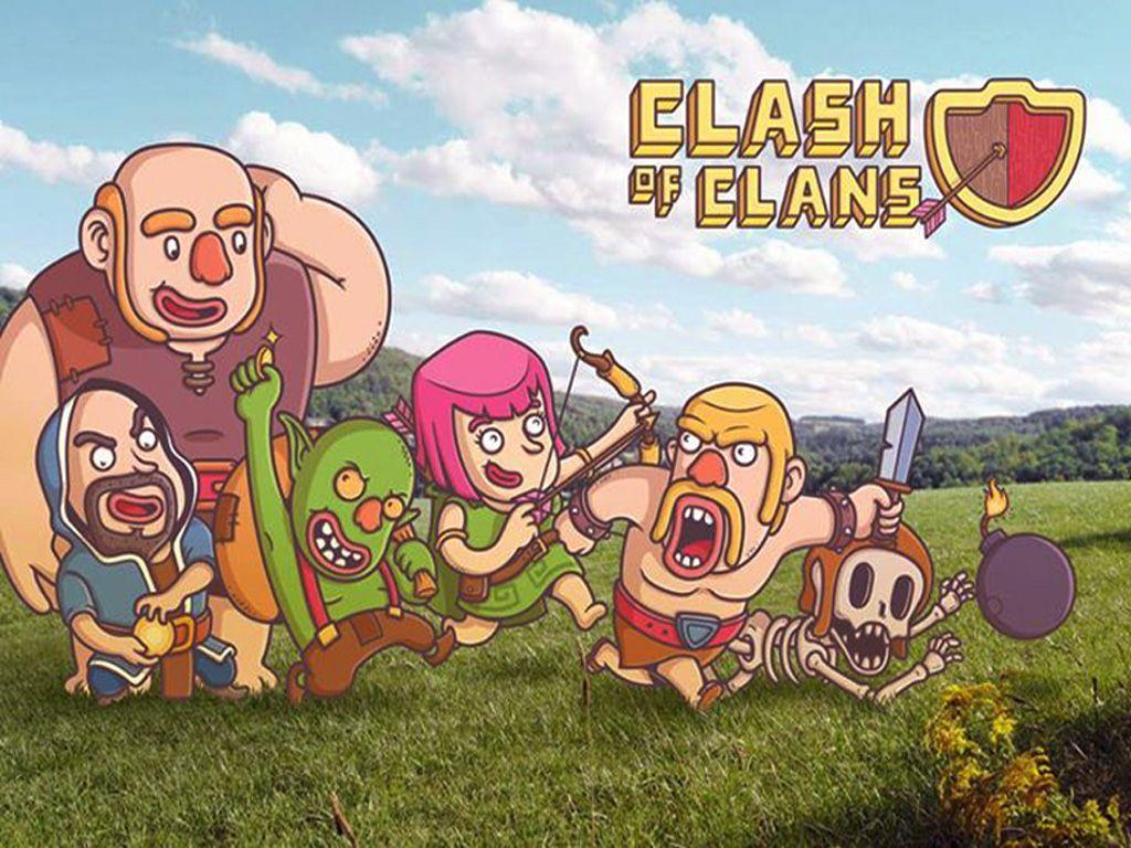 clash of clans wallpaper - Tag | Download HD Wallpaperhd ...