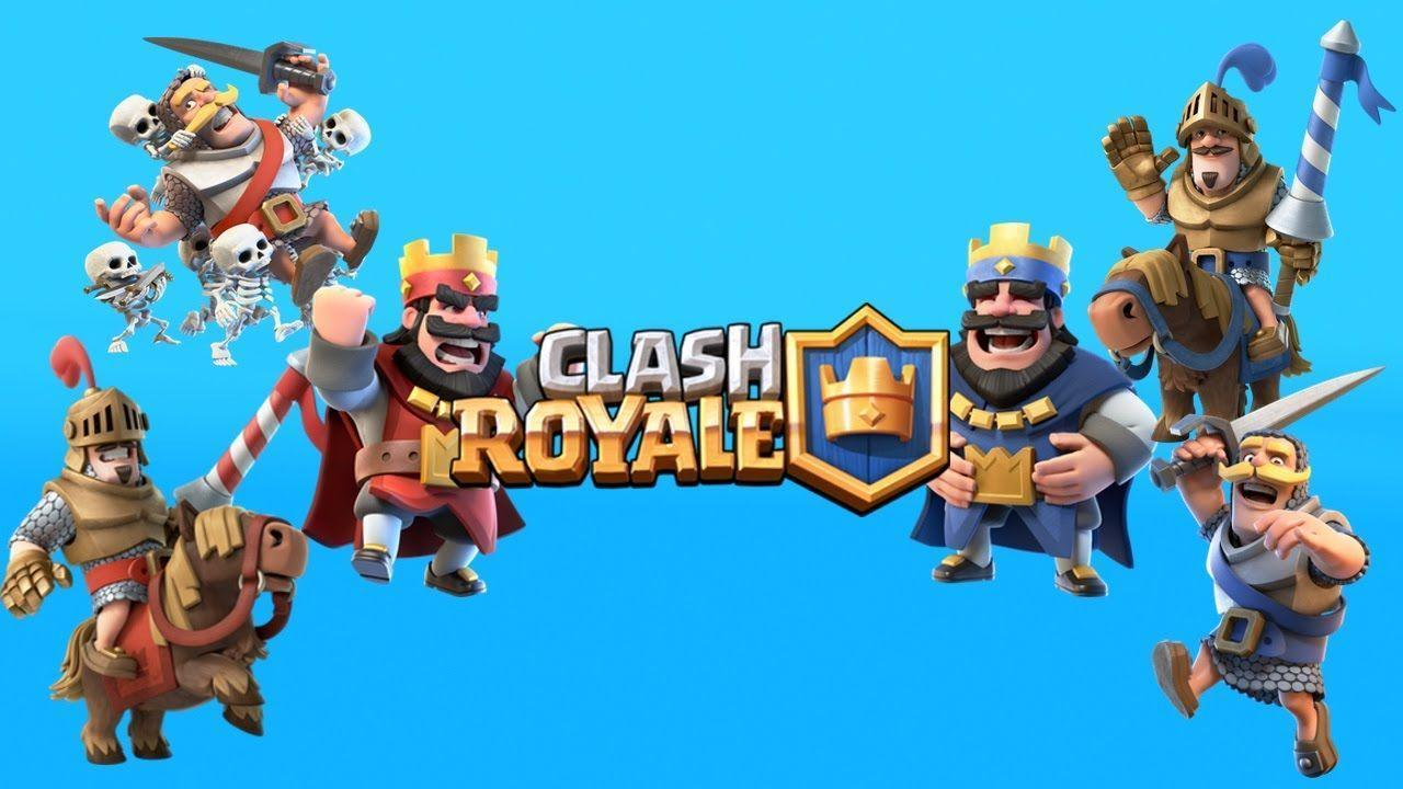 Clash Royale Game Wallpapers HD | HD Wallpaper