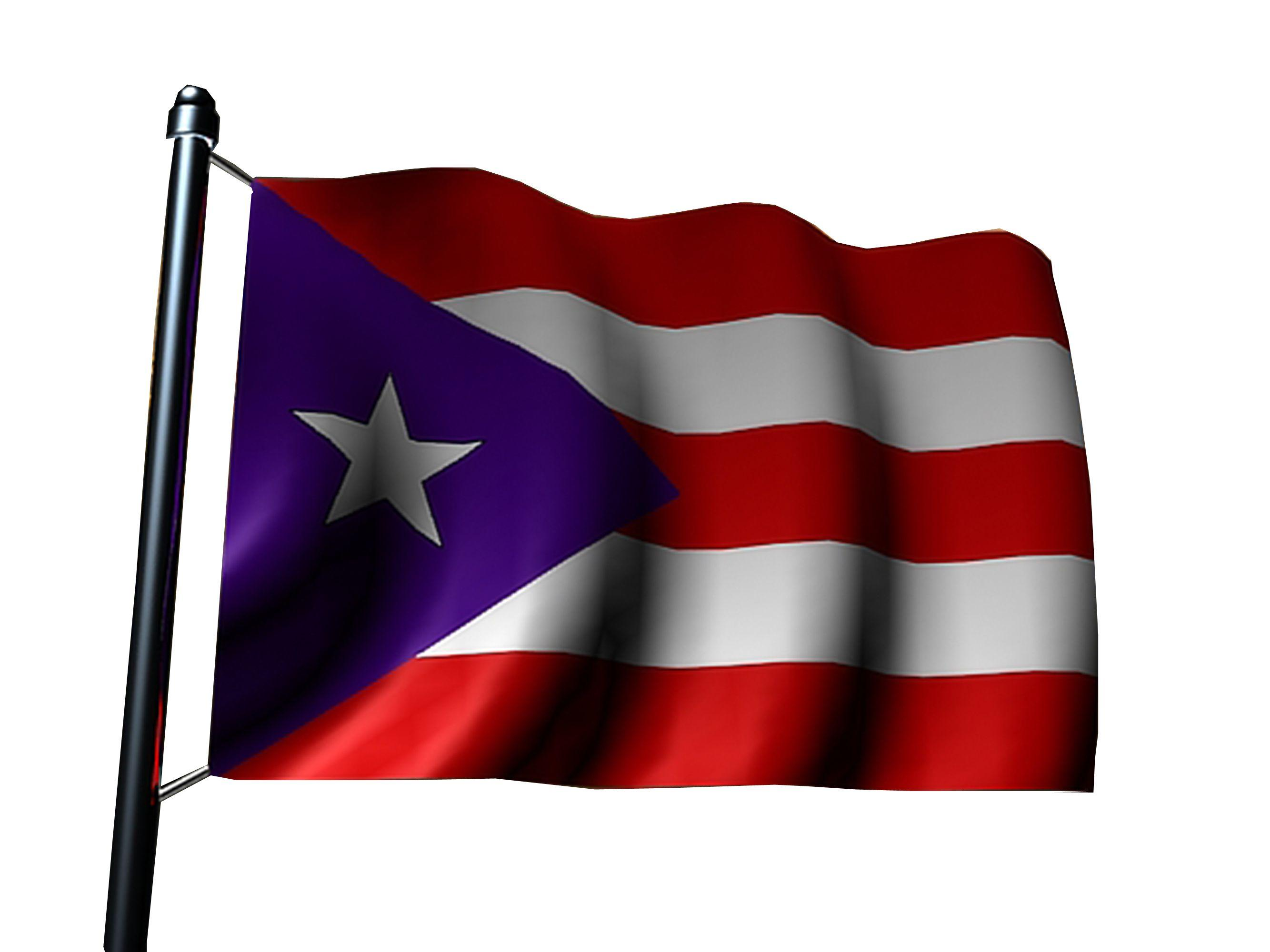 Wallpapers Puerto Rican Flag