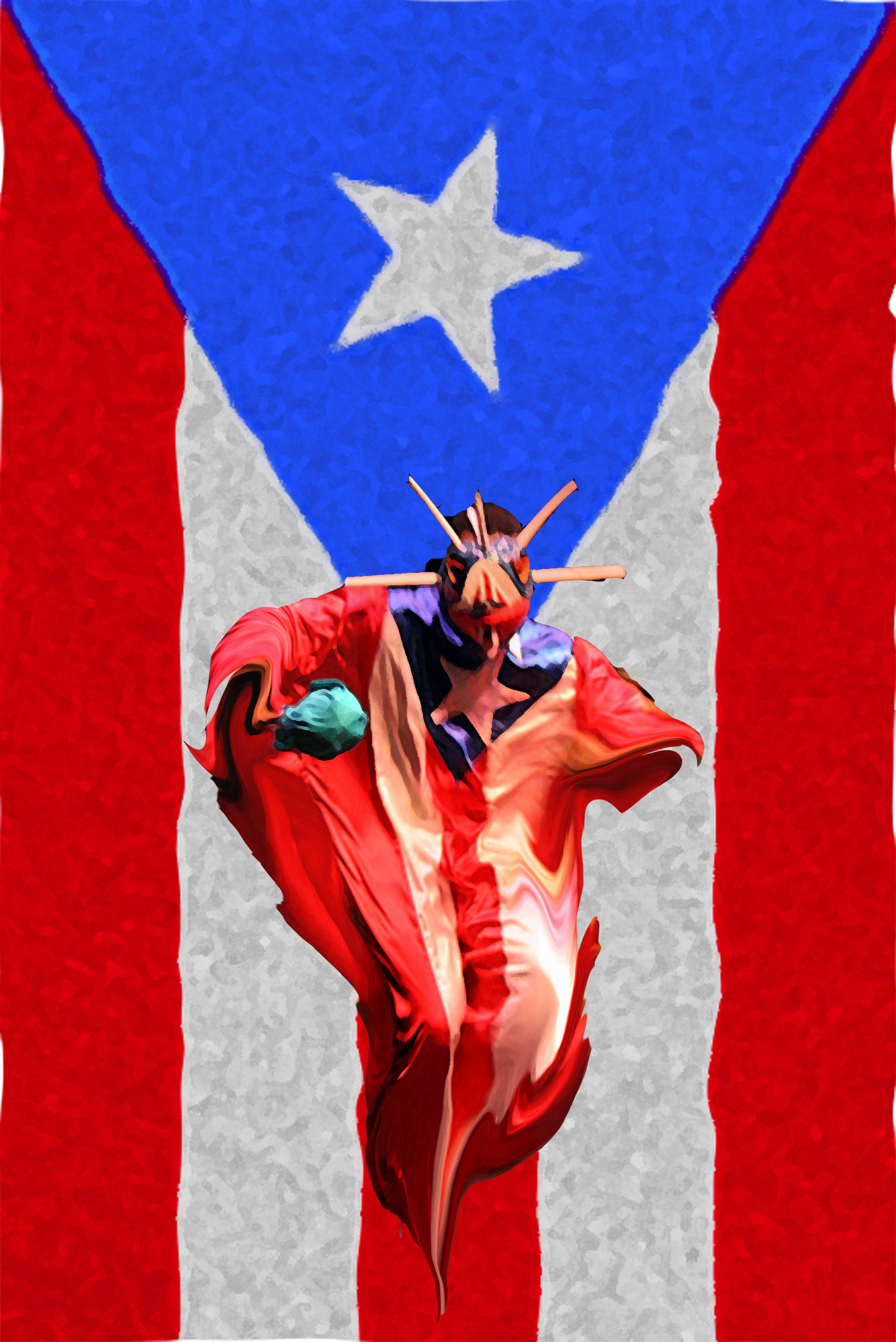 Puerto Rico Flag Wallpapers