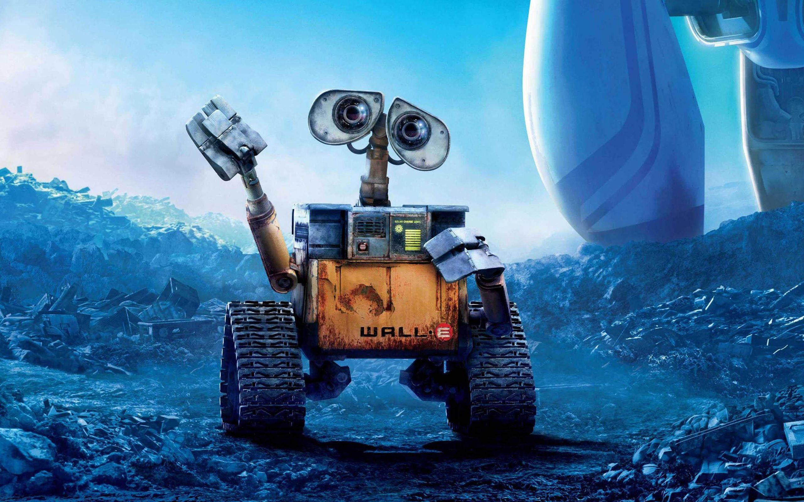 WALL-E Wallpapers - Wallpaper Cave