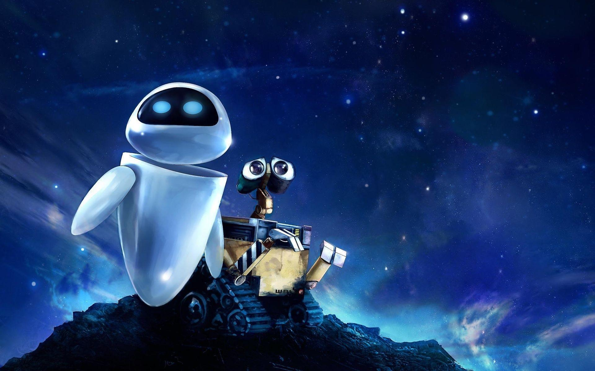70 Wall·E HD Wallpapers