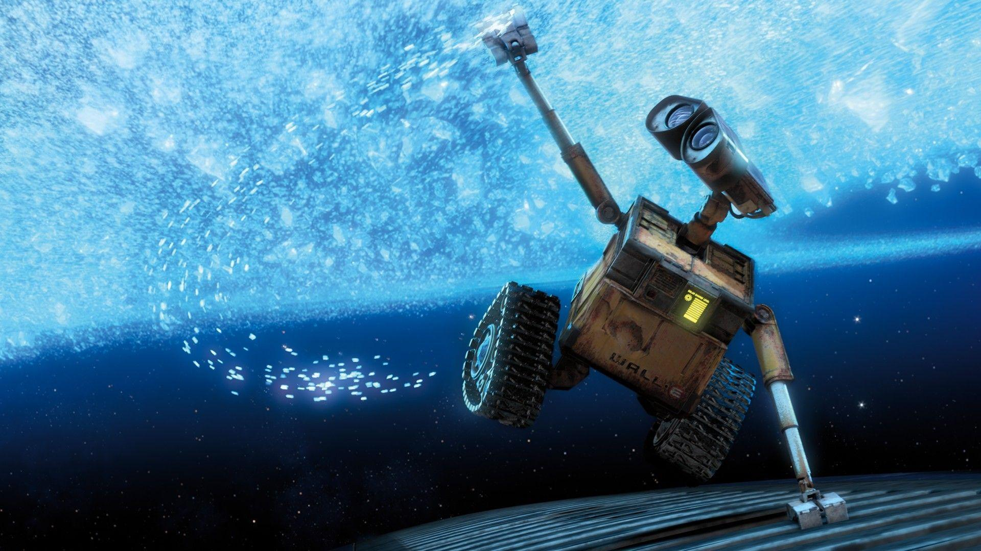 Wall E Wallpapers Wallpaper Cave