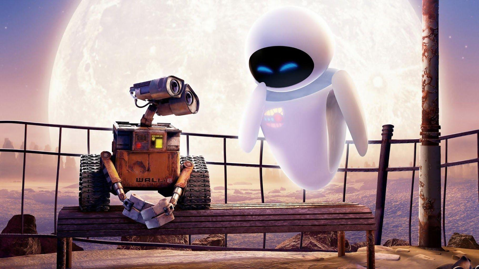 WALL.E Wallpapers Download