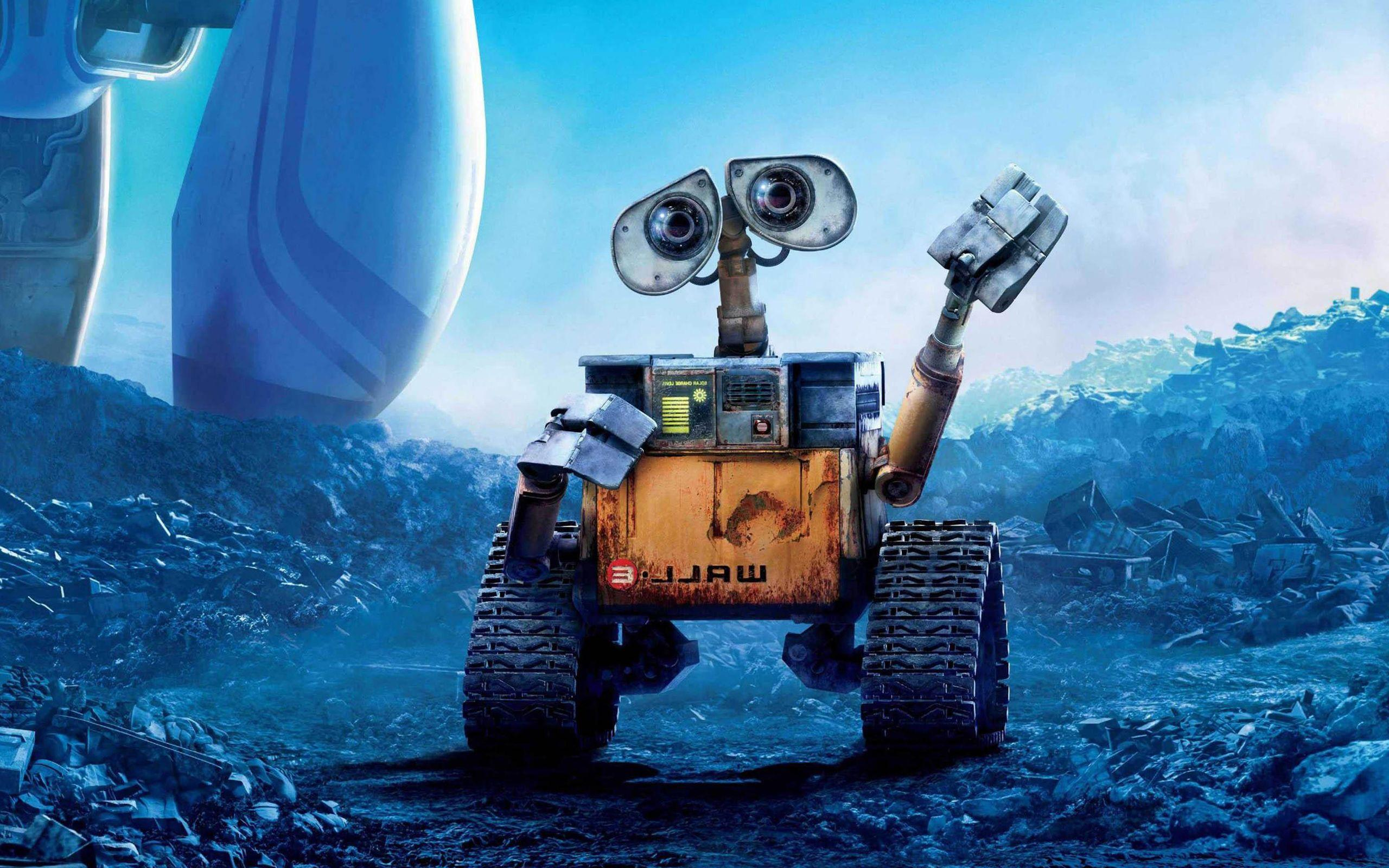 Wall e wallpapers wallpaper cave Wallpapers for the wall