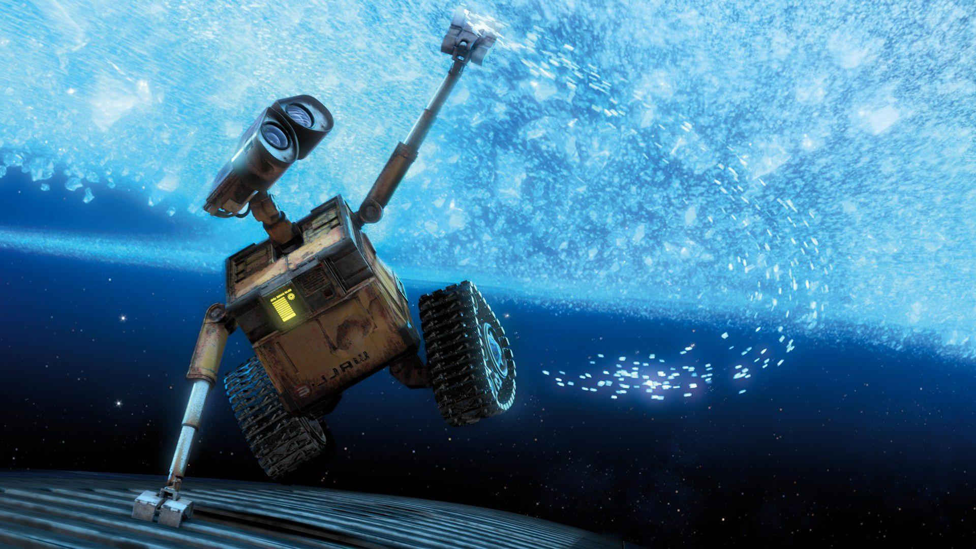 Wall E HD Wallpapers