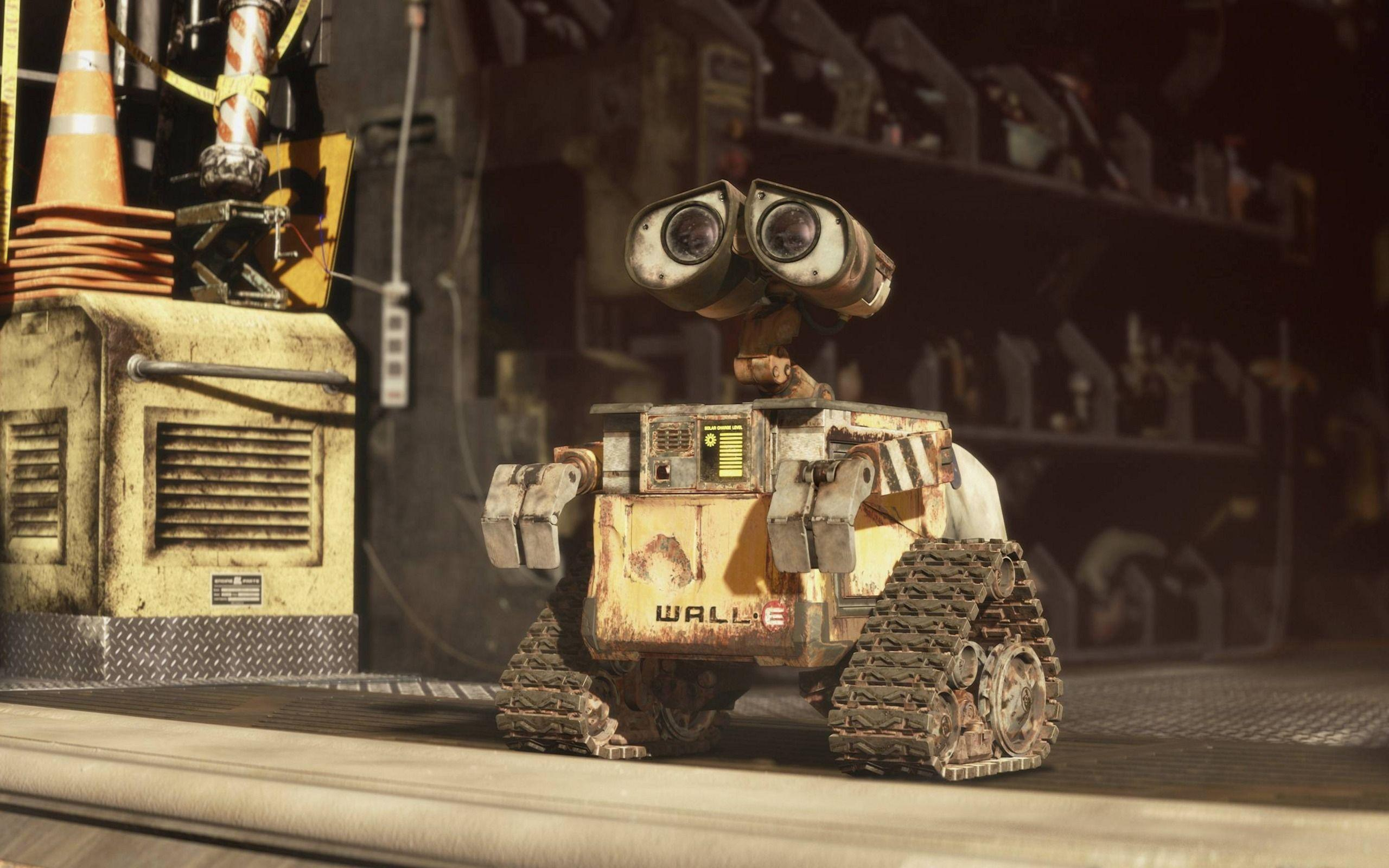 Wall E Wallpapers HD