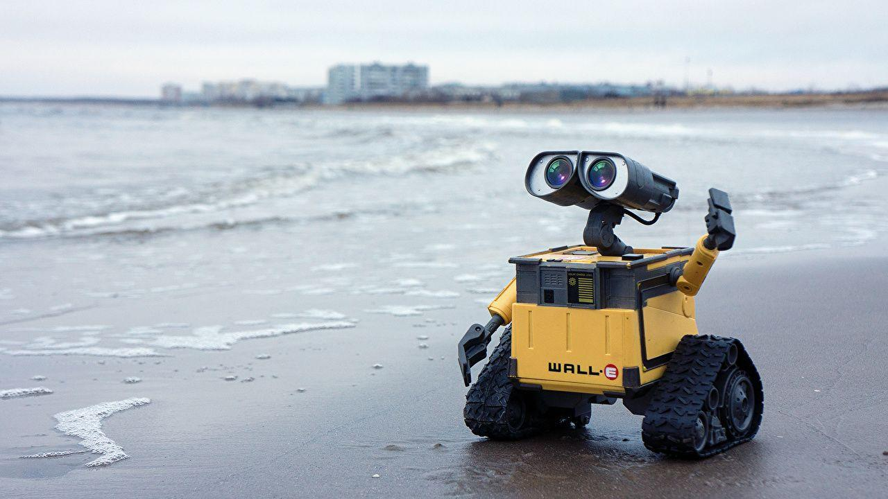 WALL·E free Wallpapers