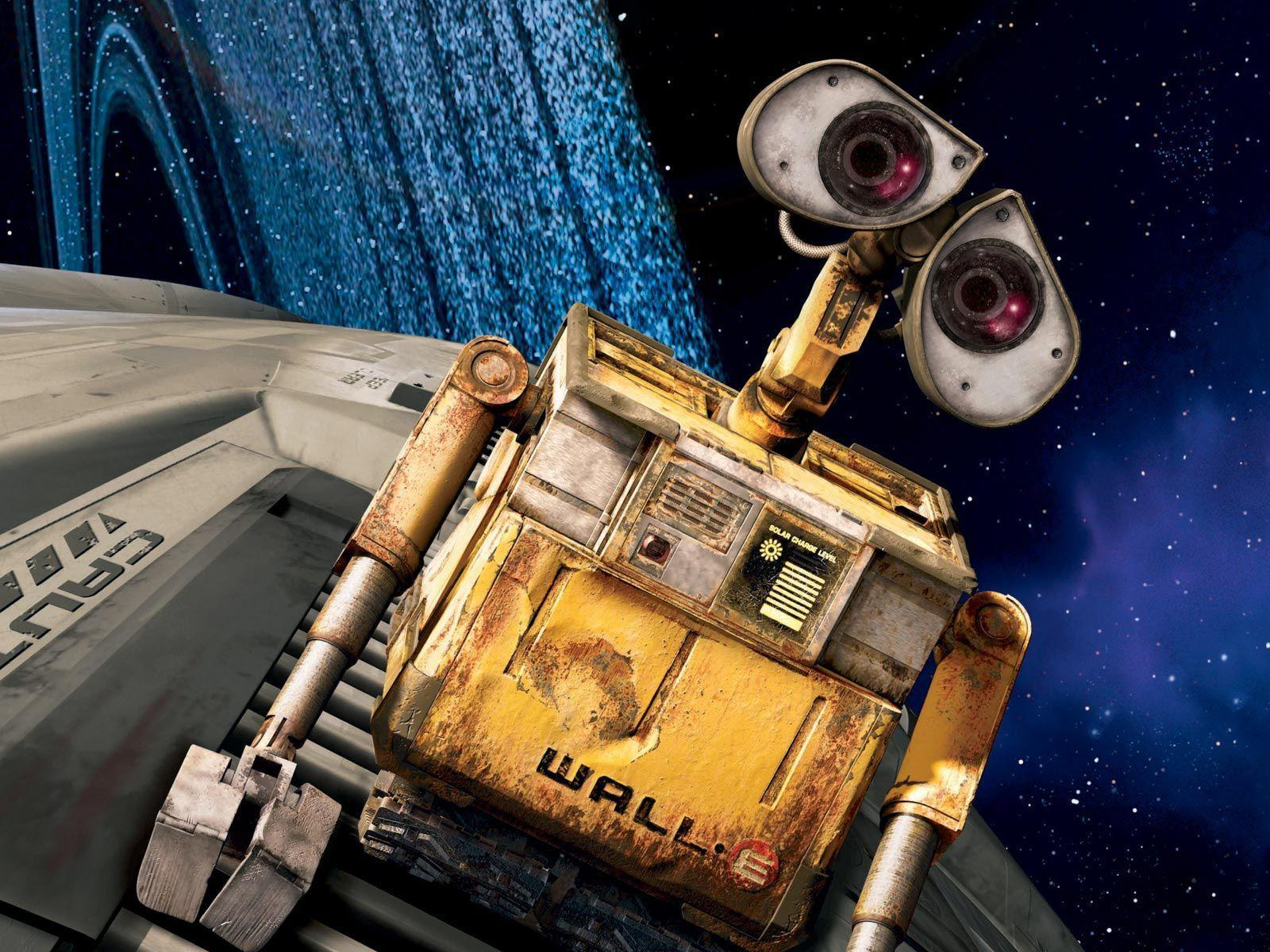 Wall E Wallpapers Cartoon Animation