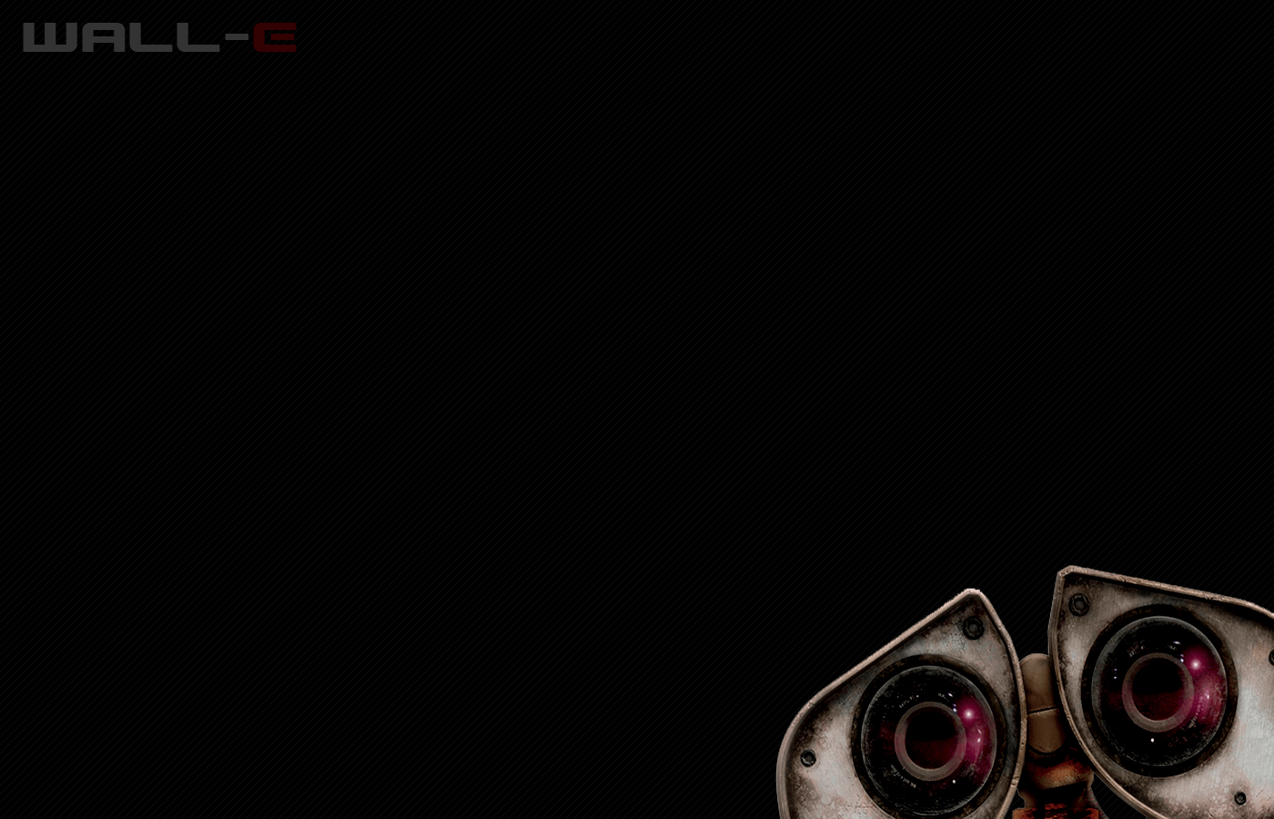 WALL E Wallpapers by Manuk8