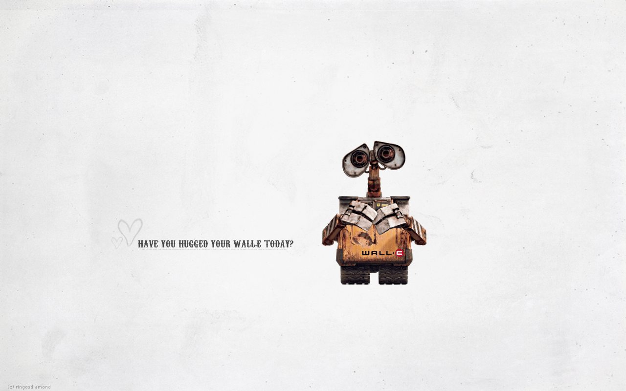 Wallpapers :: WALL.E by ringosdiamond