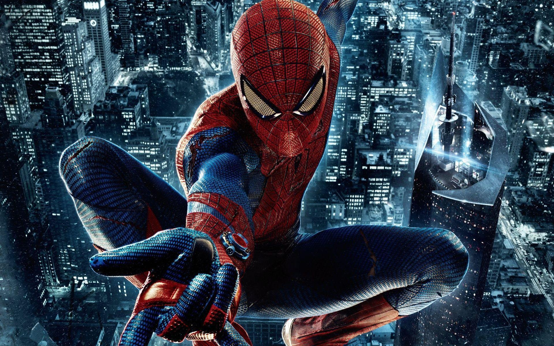 Game Of Spider Man Hd Wallpaper: The Amazing Spider-Man Wallpapers