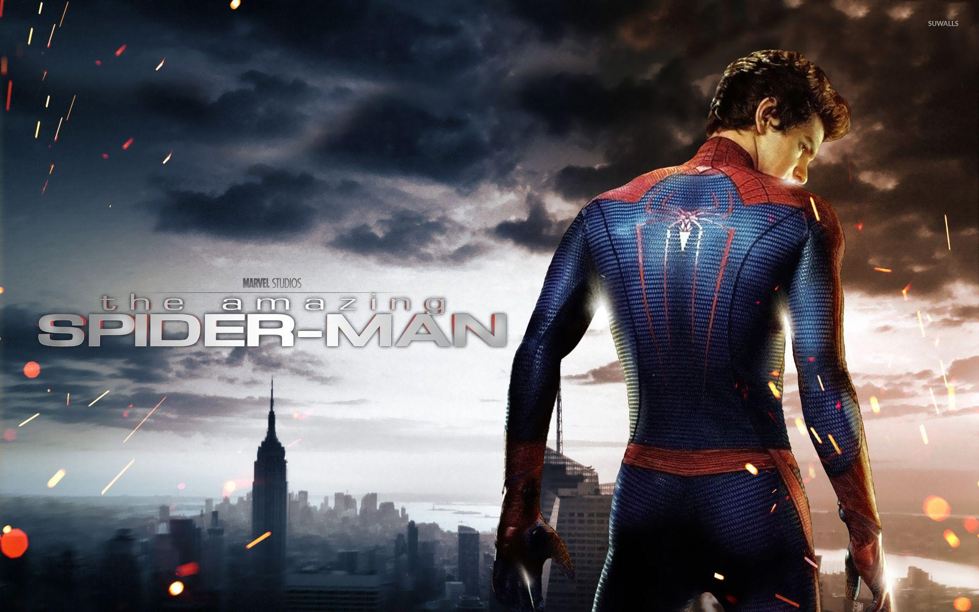 The Amazing Spider-Man [2] wallpaper - Movie wallpapers - #12962