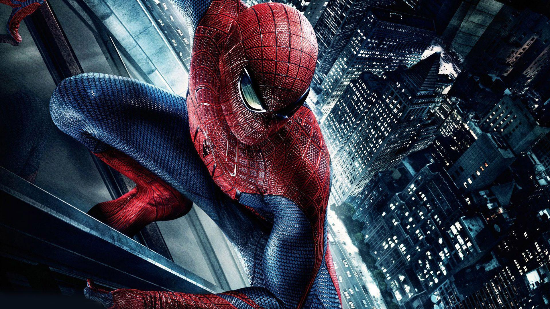 Spider Man HD Wallpapers 1080p - WallpaperSafari